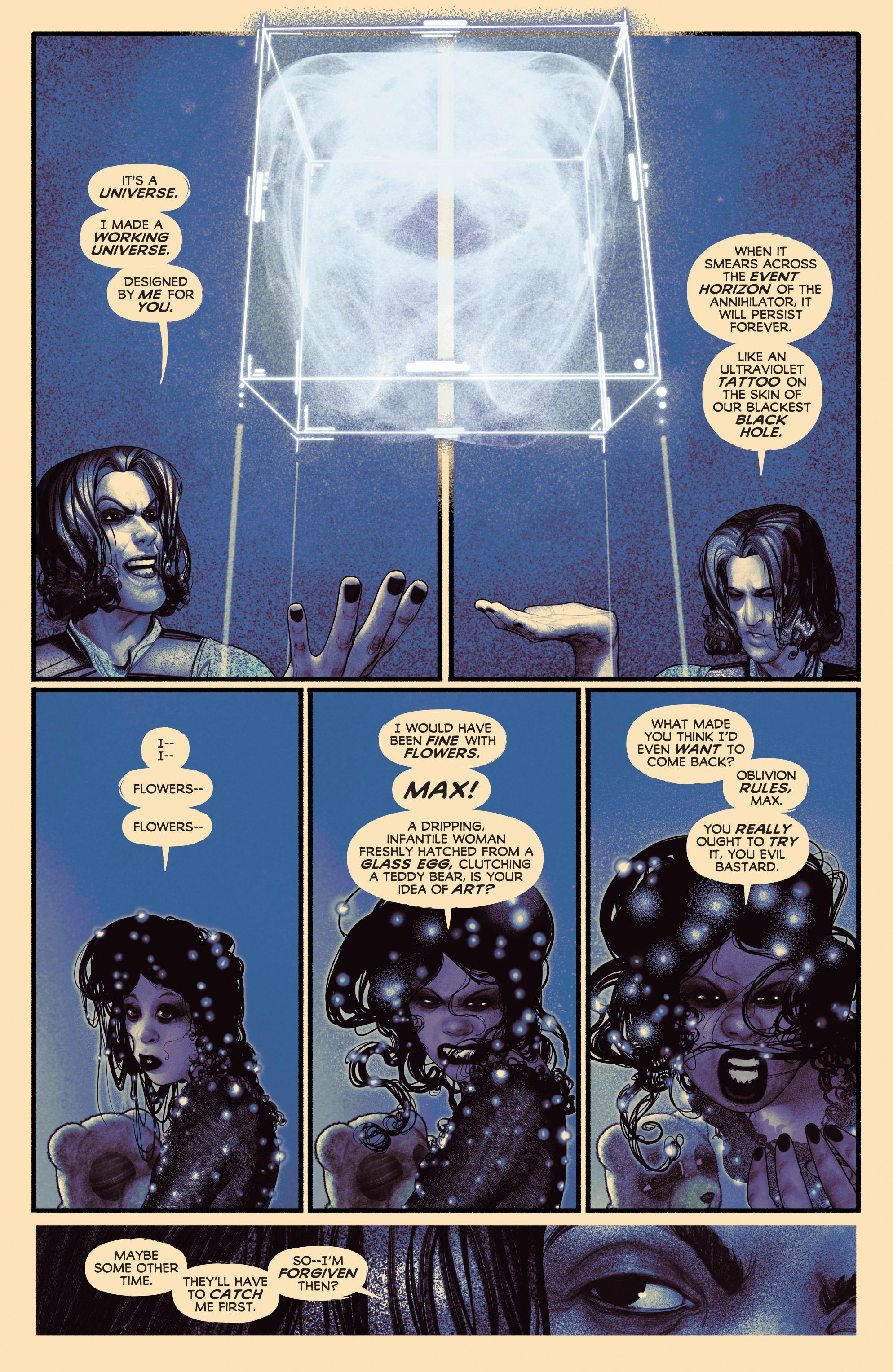 Read online Annihilator comic -  Issue #6 - 20