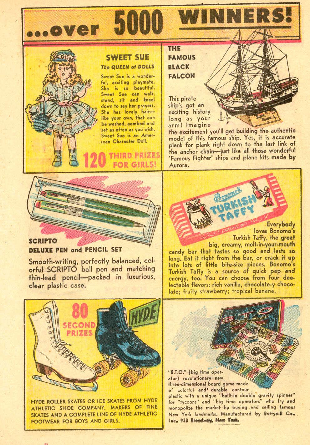 Read online Adventure Comics (1938) comic -  Issue #229 - 24