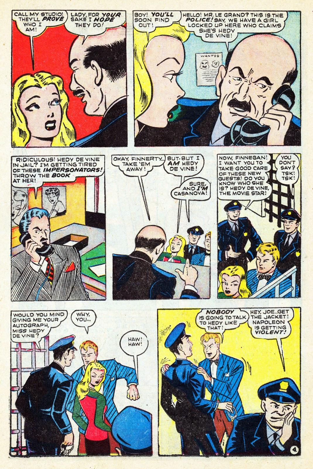 Read online Gay Comics comic -  Issue #35 - 22