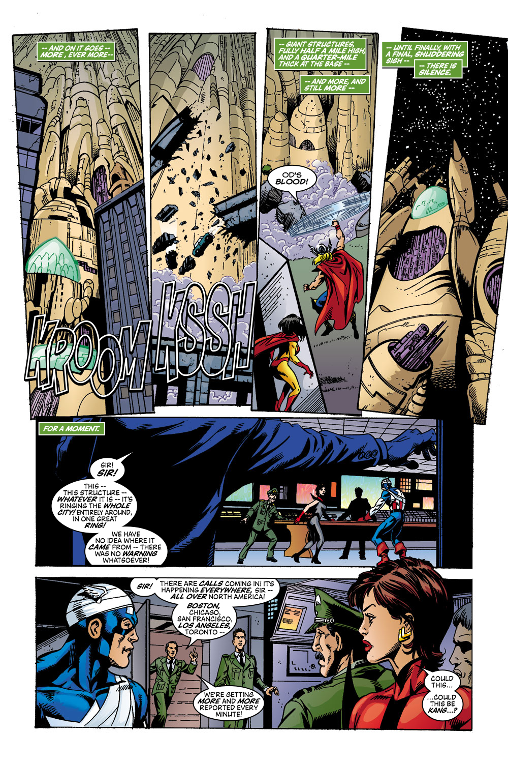 Read online Avengers (1998) comic -  Issue #45 - 21