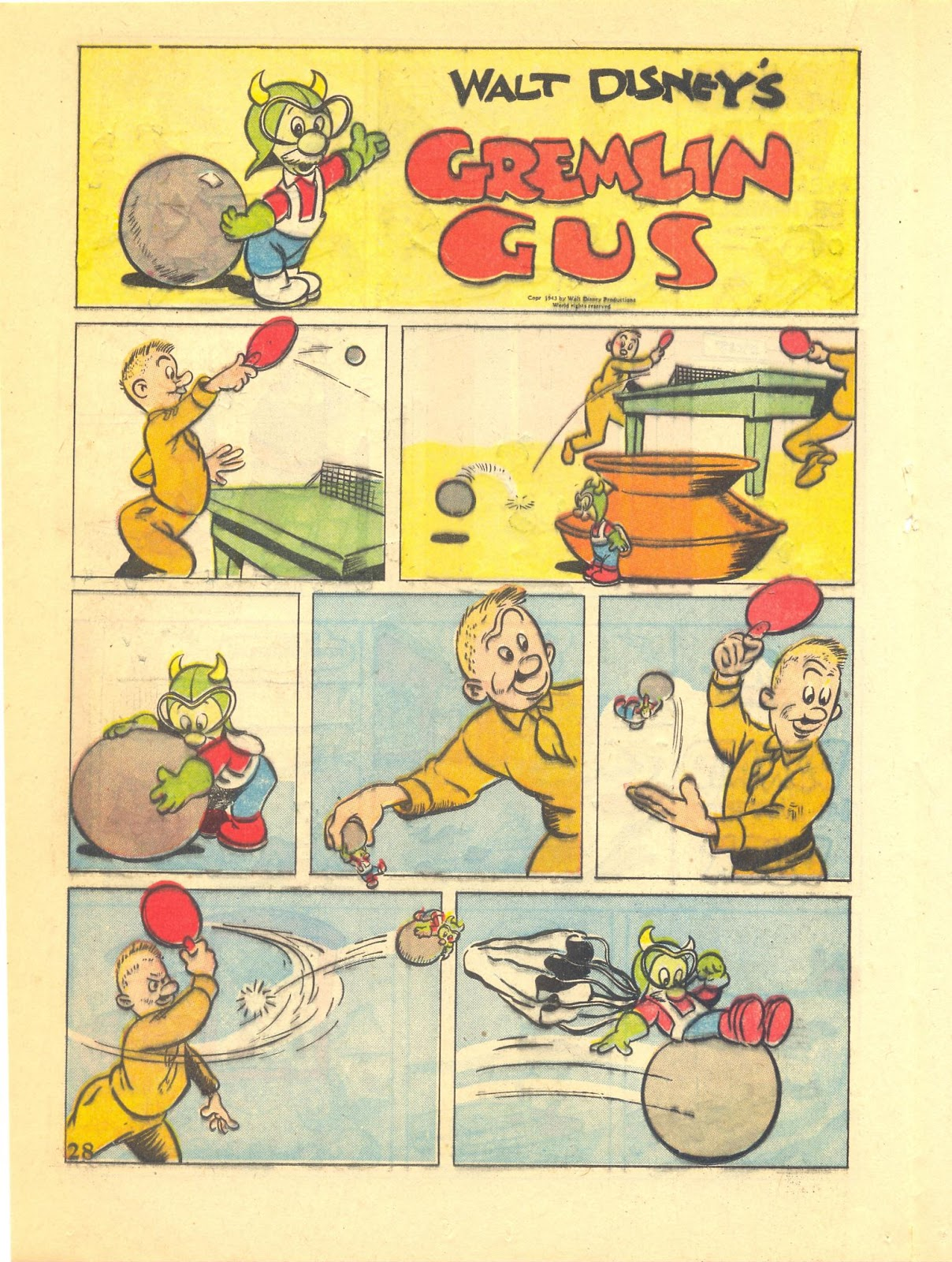 Walt Disney's Comics and Stories issue 40 - Page 30
