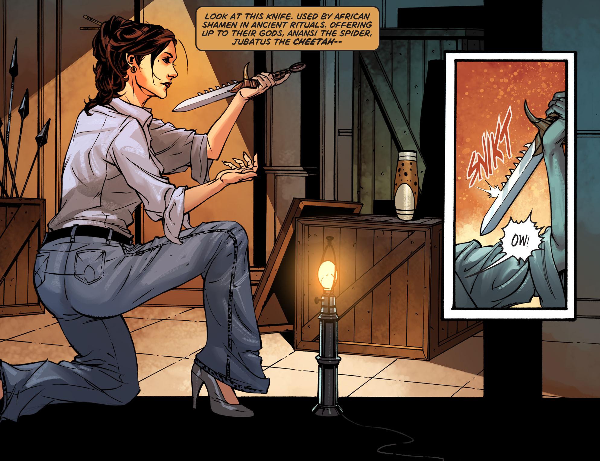 Read online Wonder Woman '77 [I] comic -  Issue #7 - 18