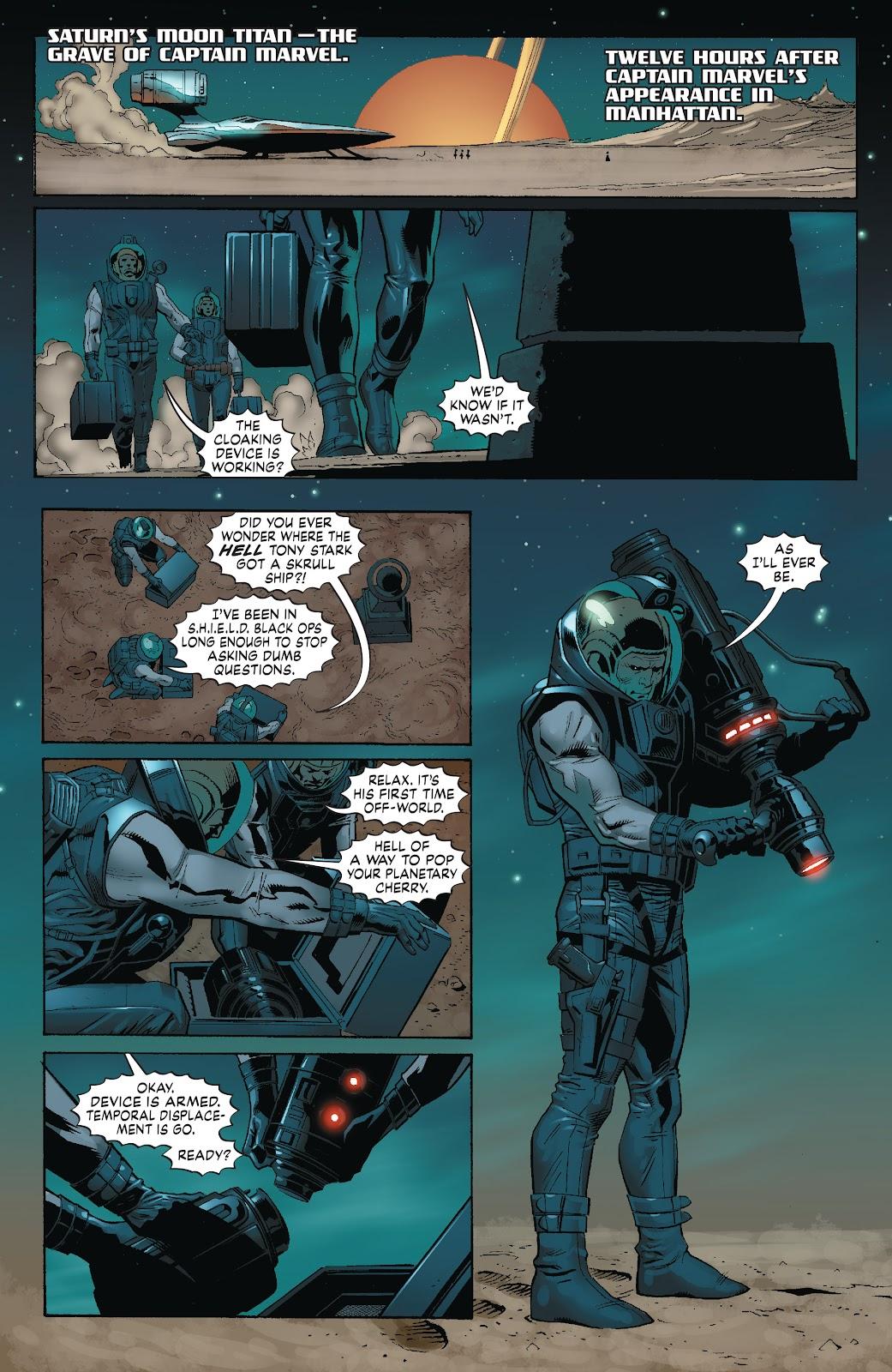 Read online Secret Invasion: Rise of the Skrulls comic -  Issue # TPB (Part 4) - 27