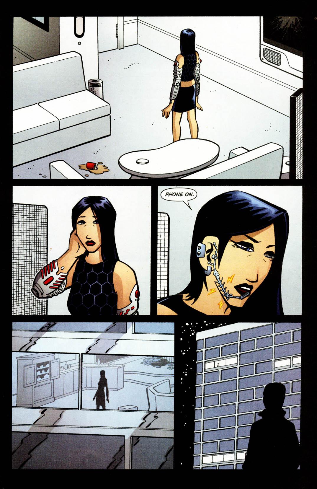 Read online Mek comic -  Issue #2 - 21