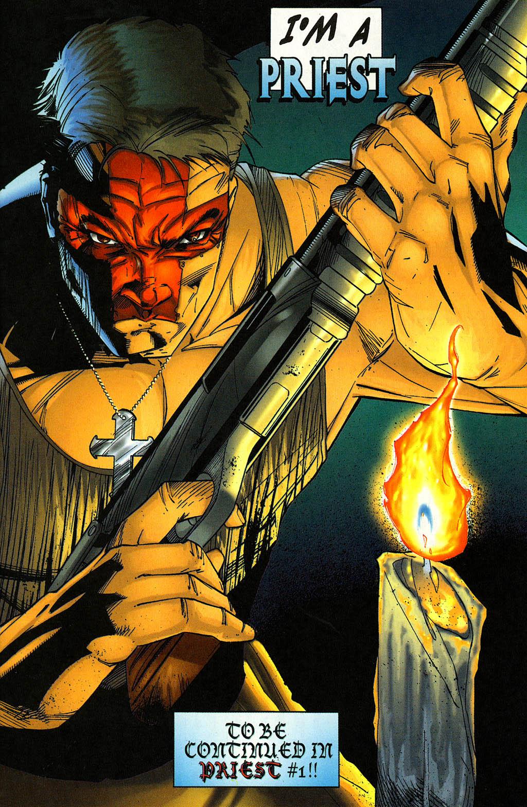 Read online Avengelyne (1996) comic -  Issue #3 - 33