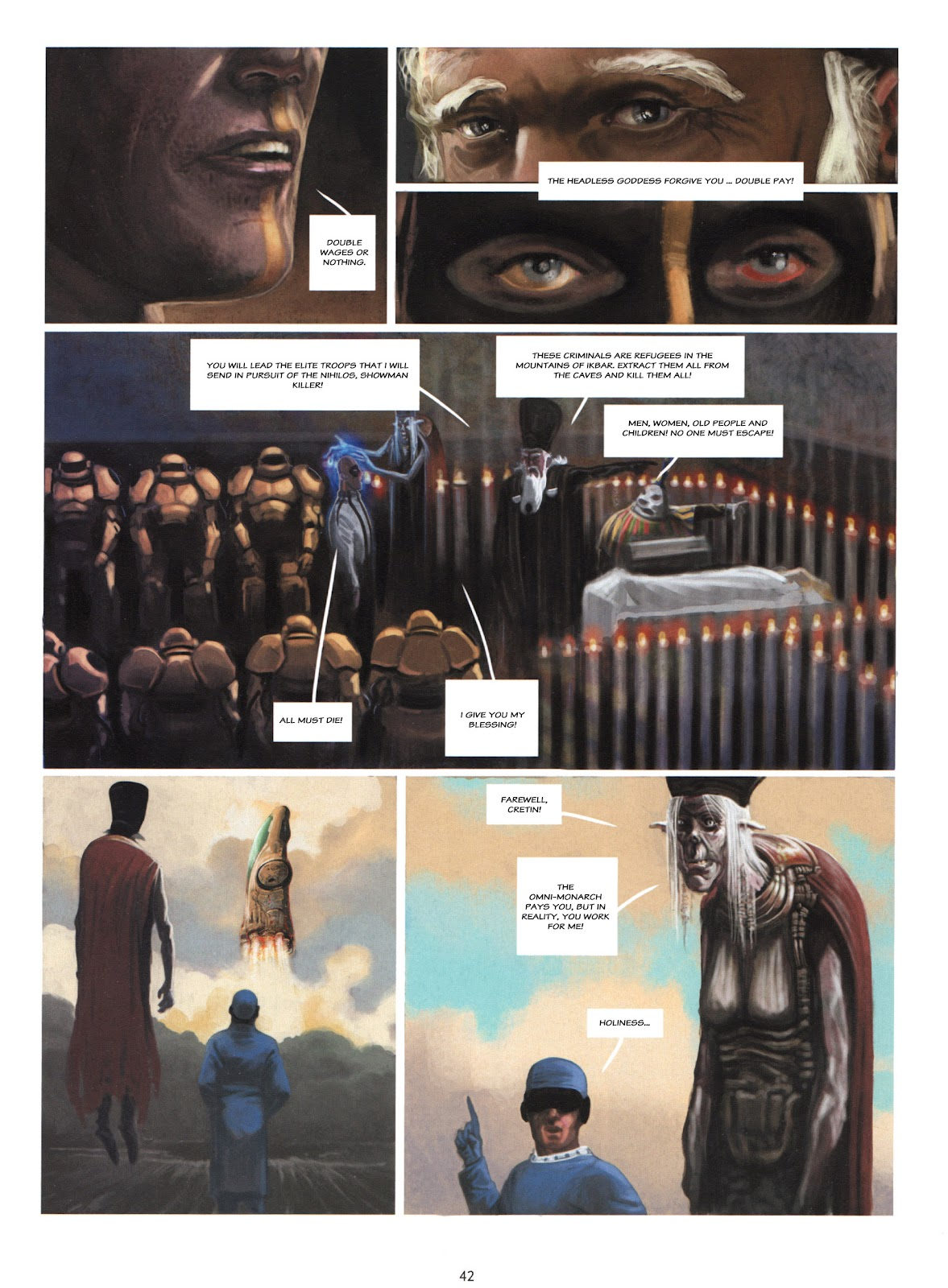 Showman Killer issue 1 - Page 42