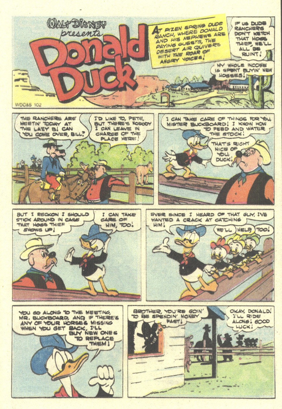 Walt Disney's Donald Duck (1986) issue 247 - Page 25