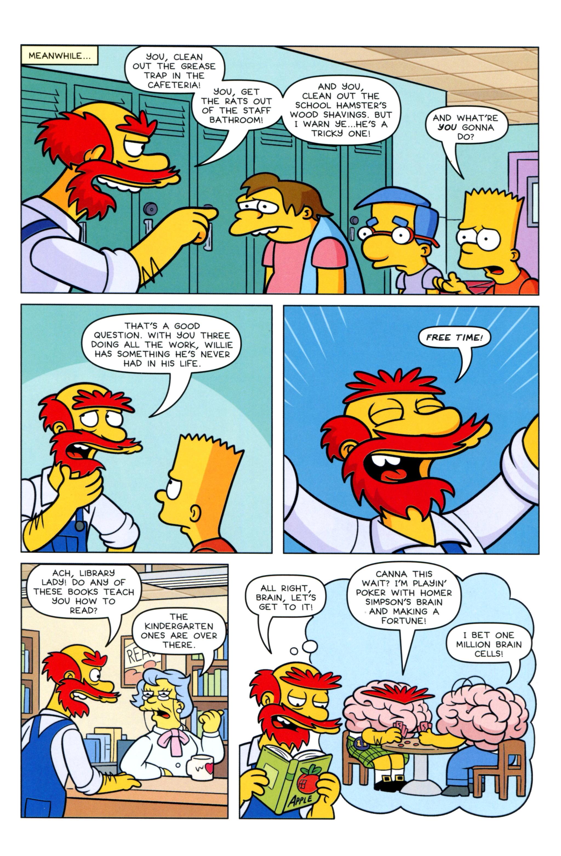 Read online Simpsons Comics comic -  Issue #217 - 9