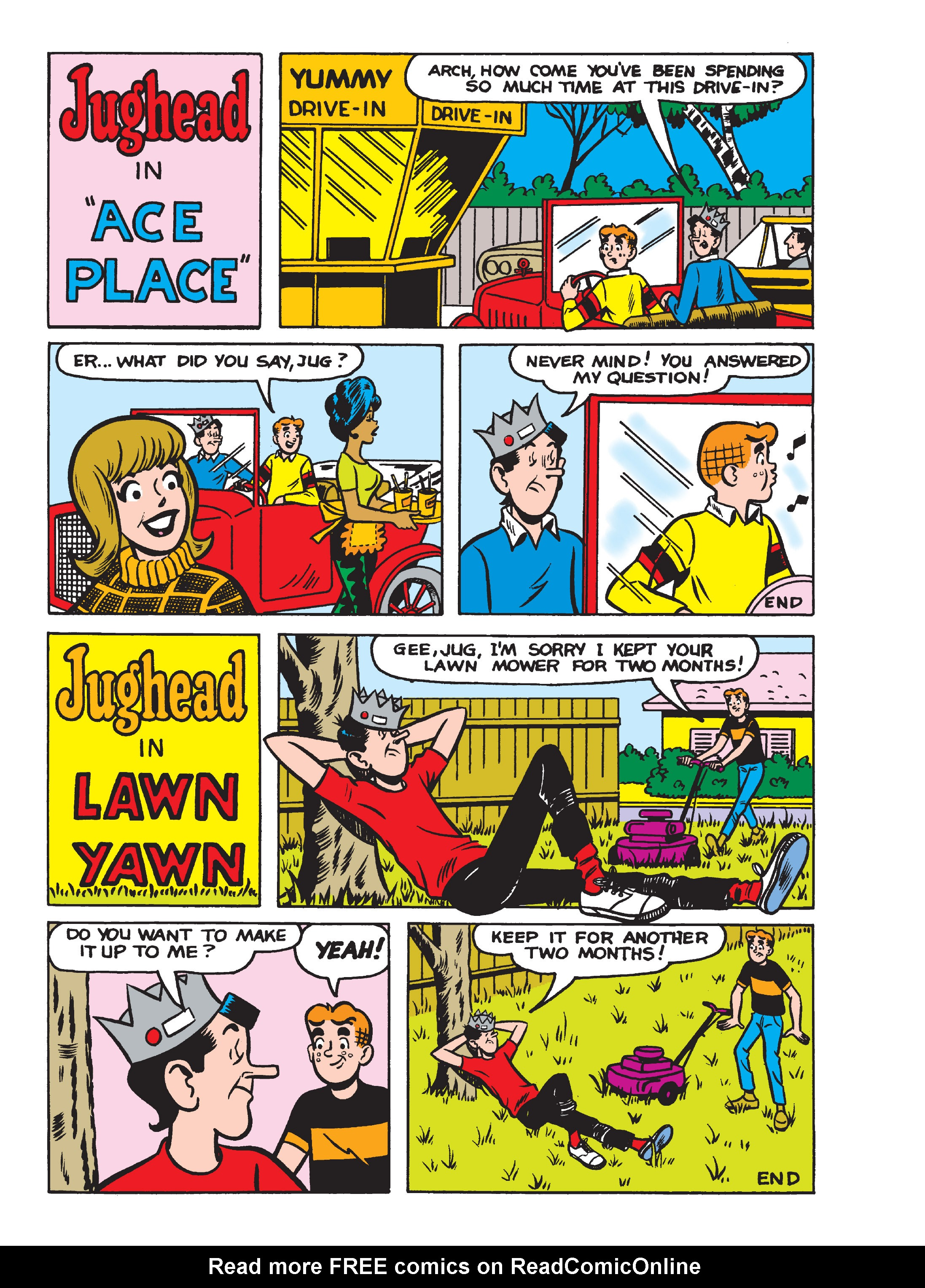 Read online Archie 1000 Page Comics Blowout! comic -  Issue # TPB (Part 4) - 151