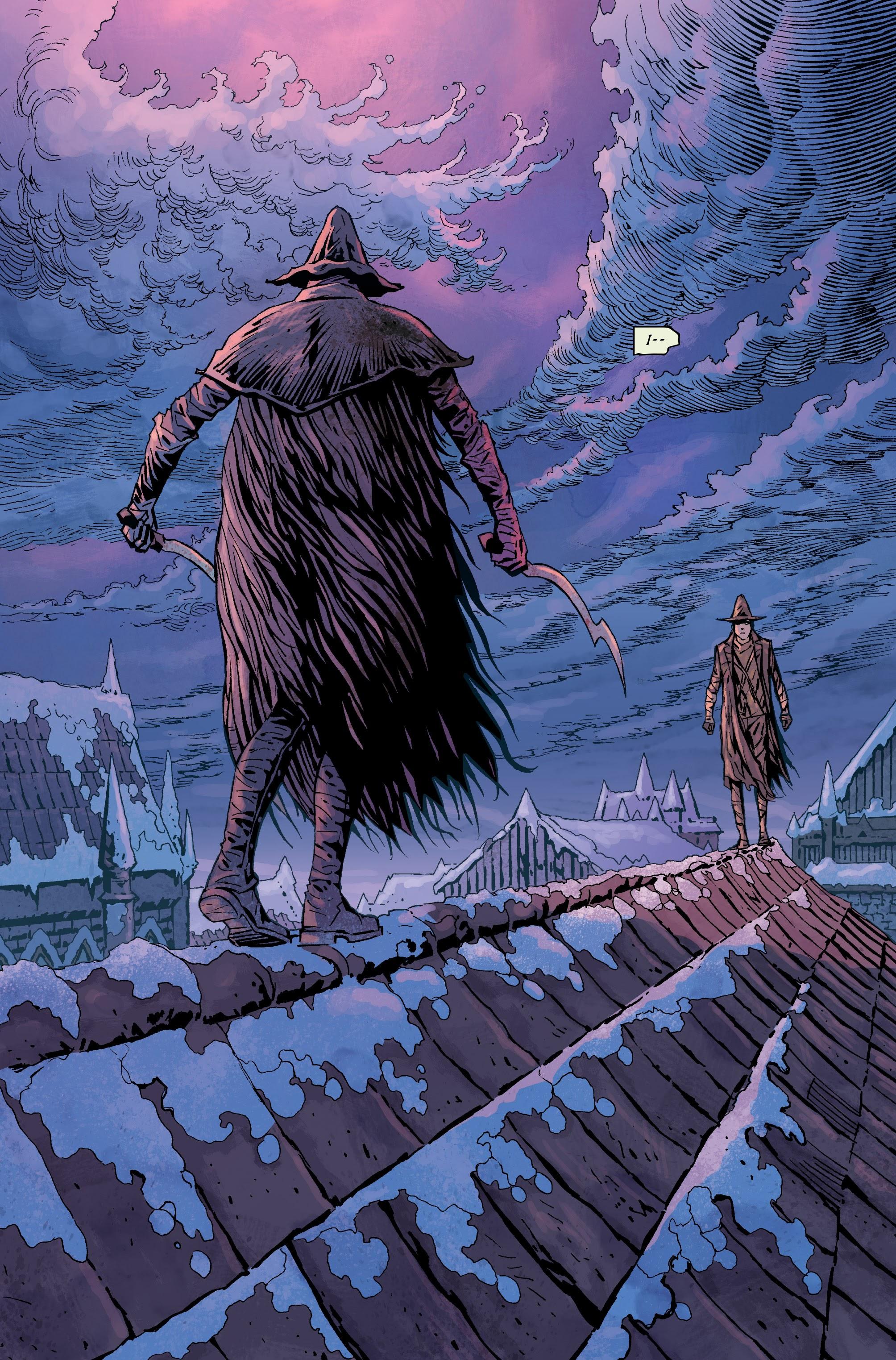 Bloodborne 12 Page 16