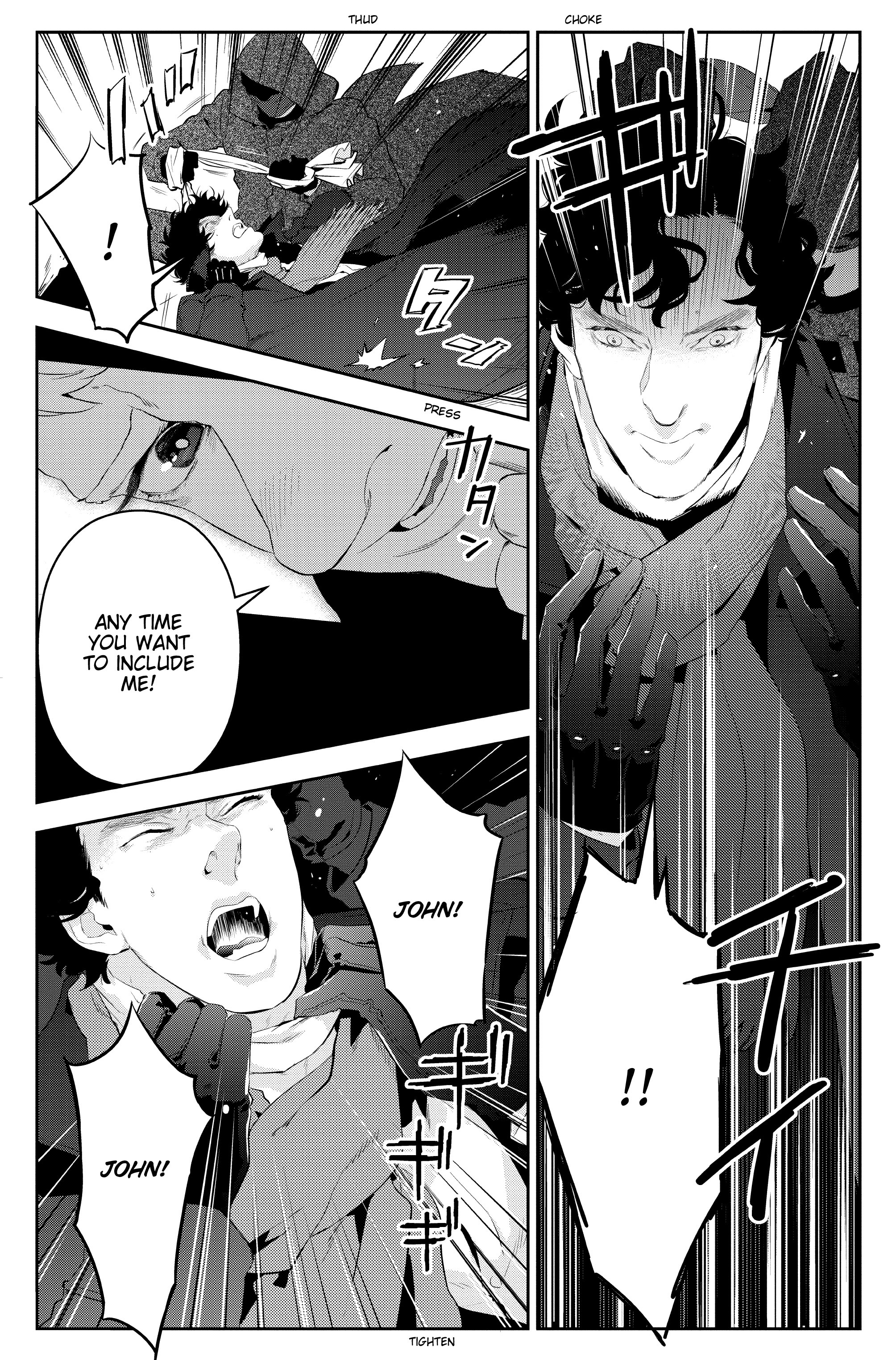 Read online Sherlock: The Blind Banker comic -  Issue #3 - 31