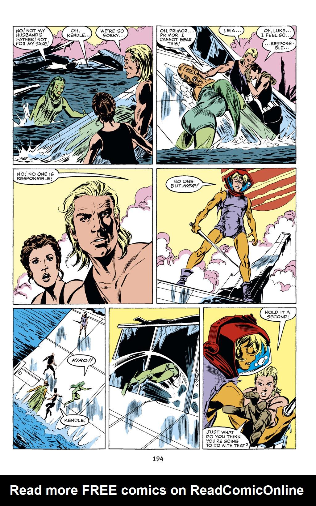 Read online Star Wars Omnibus comic -  Issue # Vol. 18 - 182