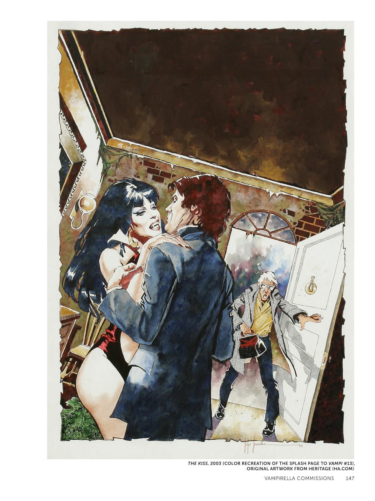 Read online The Art of Jose Gonzalez comic -  Issue # TPB (Part 2) - 49