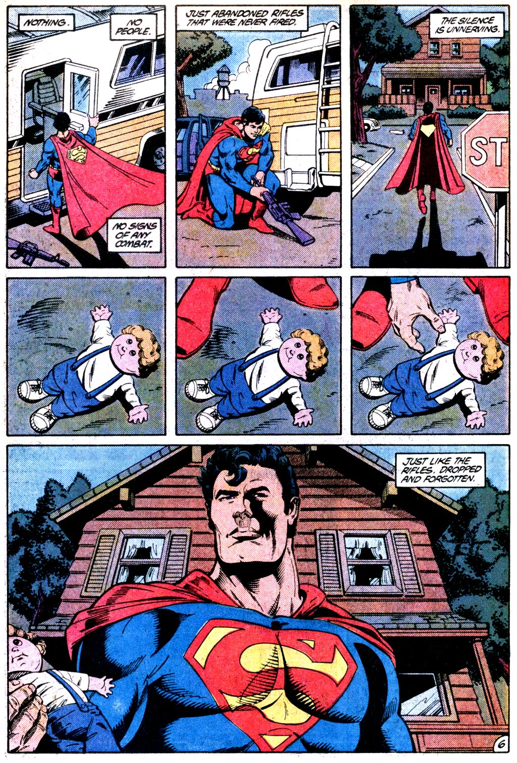 Read online Adventures of Superman (1987) comic -  Issue #Adventures of Superman (1987) _Annual 1 - 7