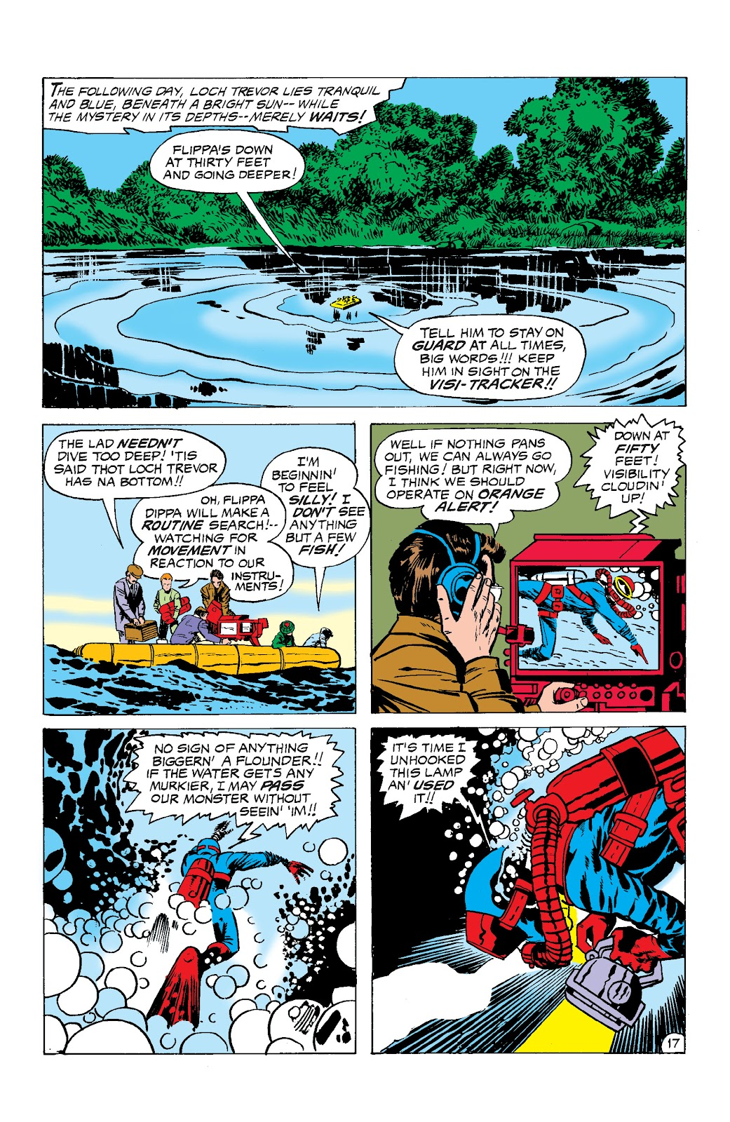 Read online Superman's Pal, Jimmy Olsen by Jack Kirby comic -  Issue # TPB (Part 3) - 56