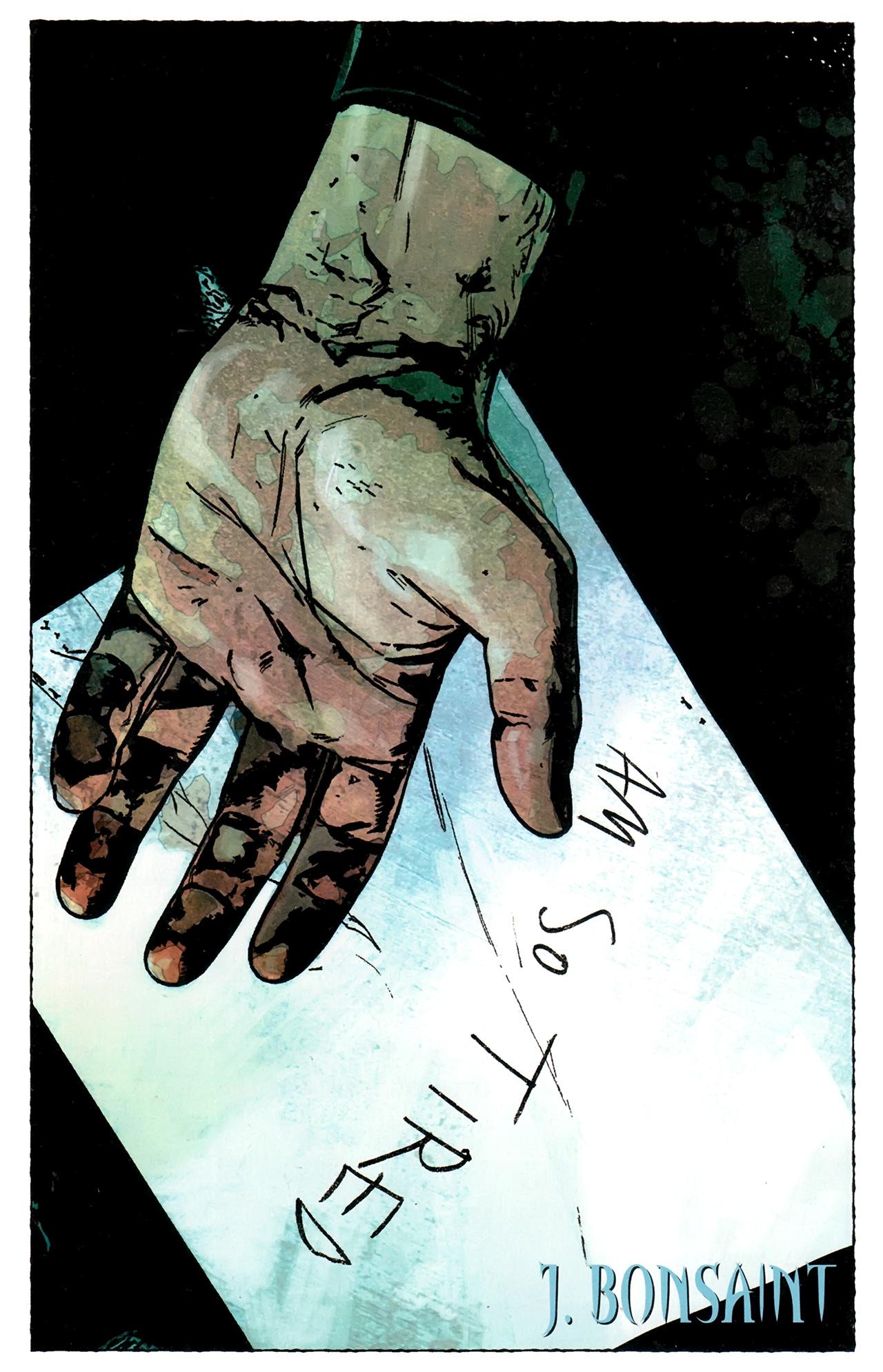 Read online Stephen King's N. comic -  Issue #3 - 3