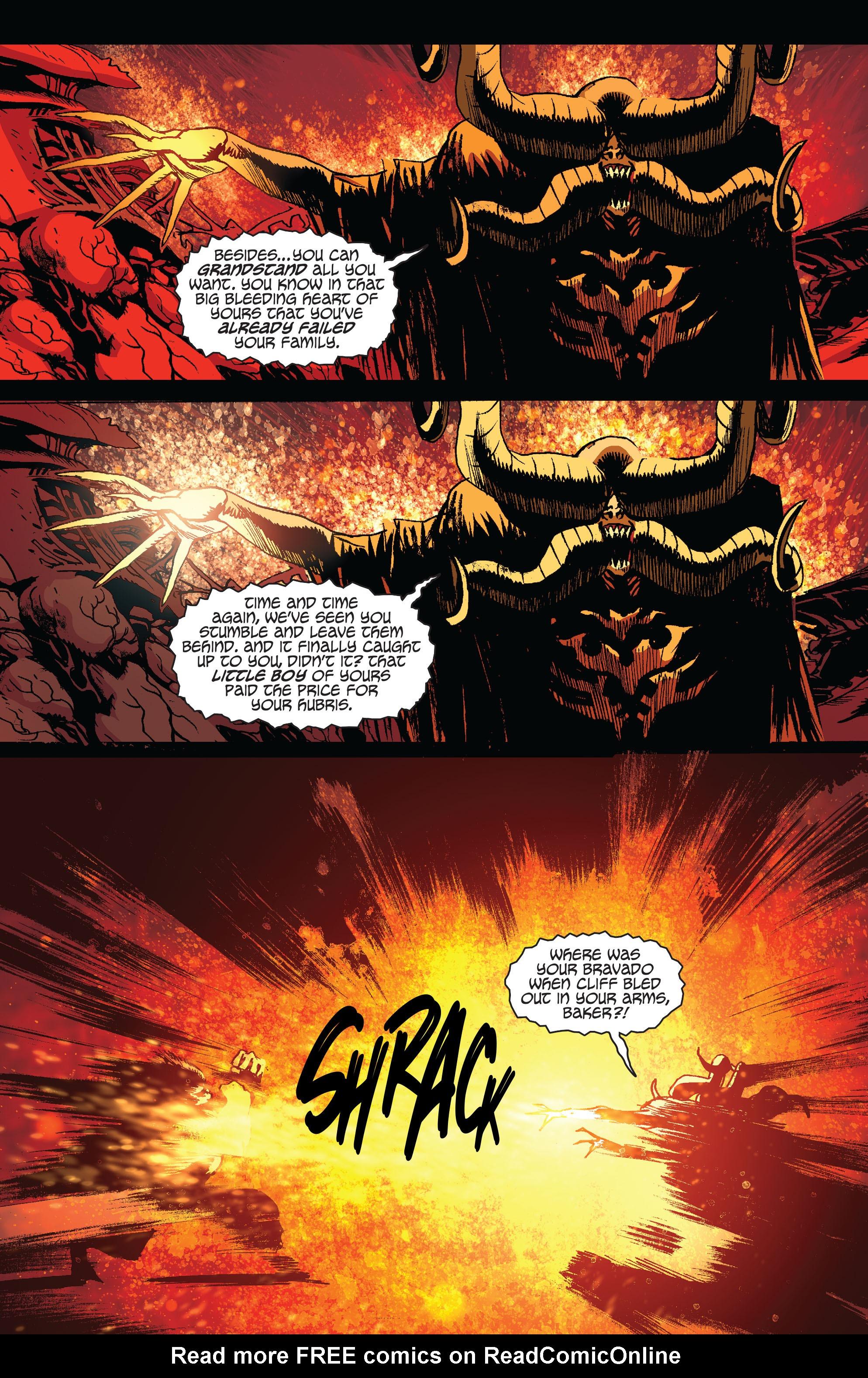Read online Animal Man (2011) comic -  Issue #27 - 11