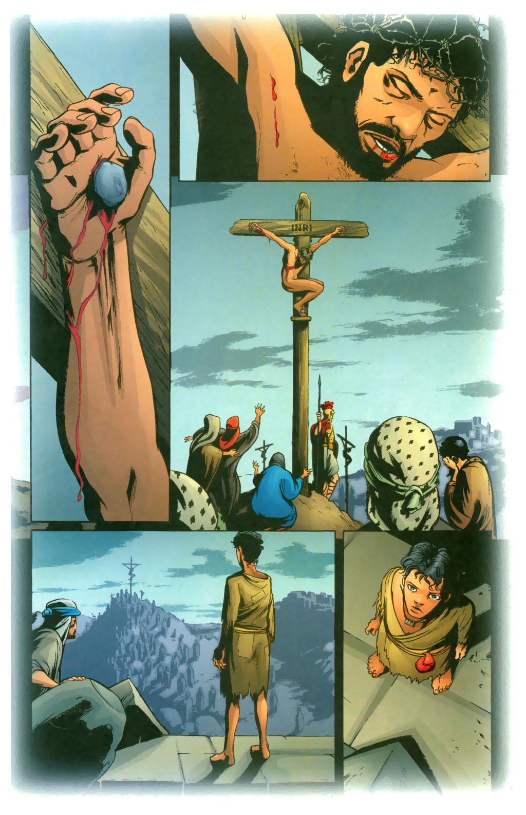 Read online Fallen Angel (2003) comic -  Issue #9 - 2