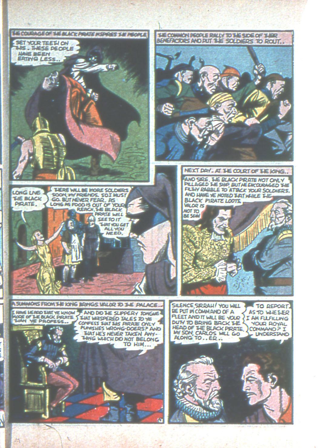 Read online Sensation (Mystery) Comics comic -  Issue #3 - 21