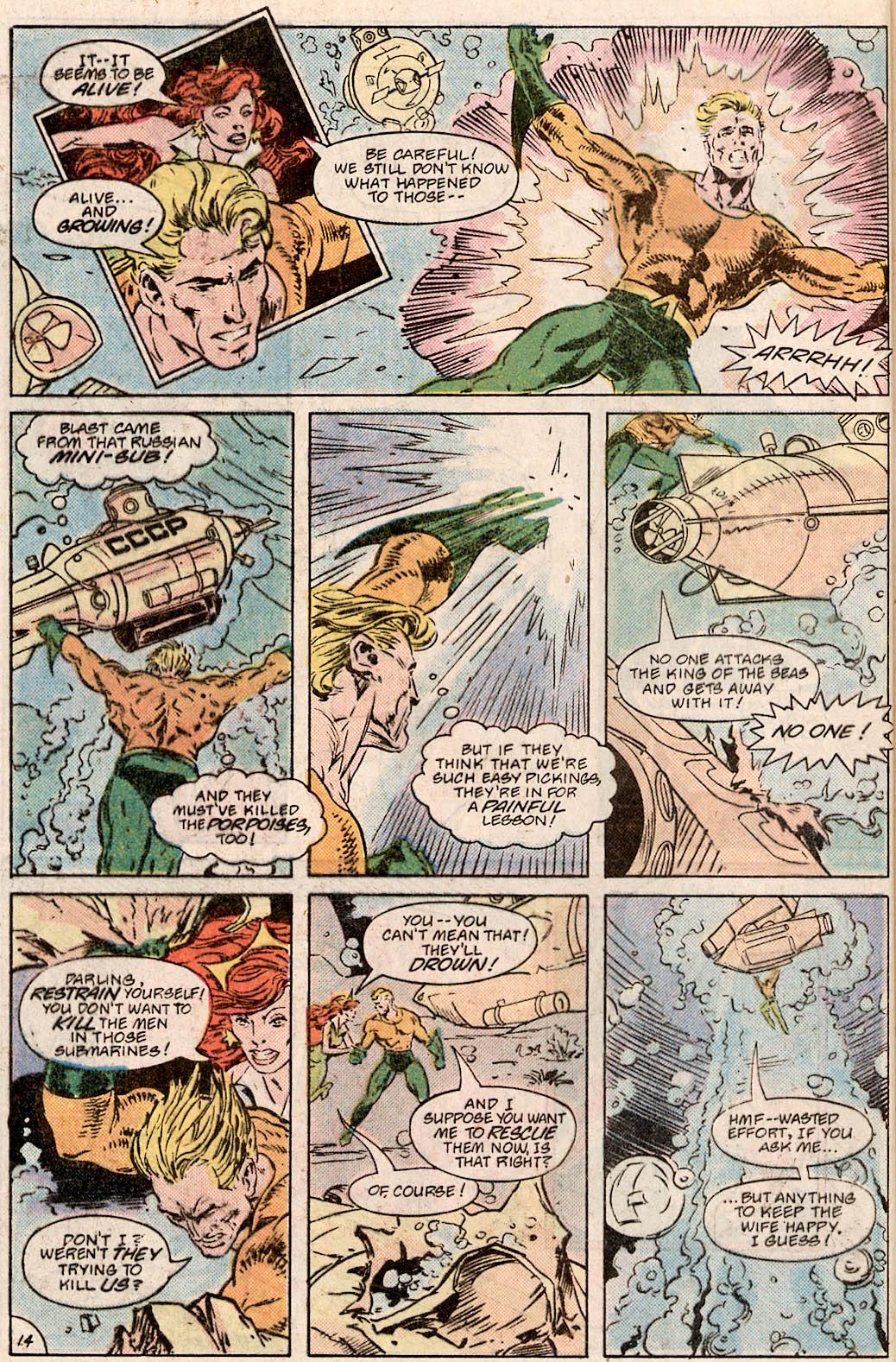 Read online Aquaman Special comic -  Issue #Aquaman Special Full - 16