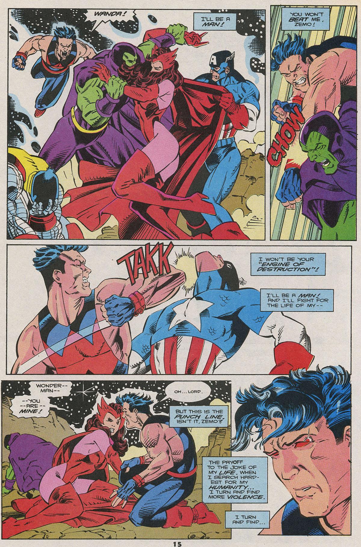 Read online Wonder Man (1991) comic -  Issue #15 - 11