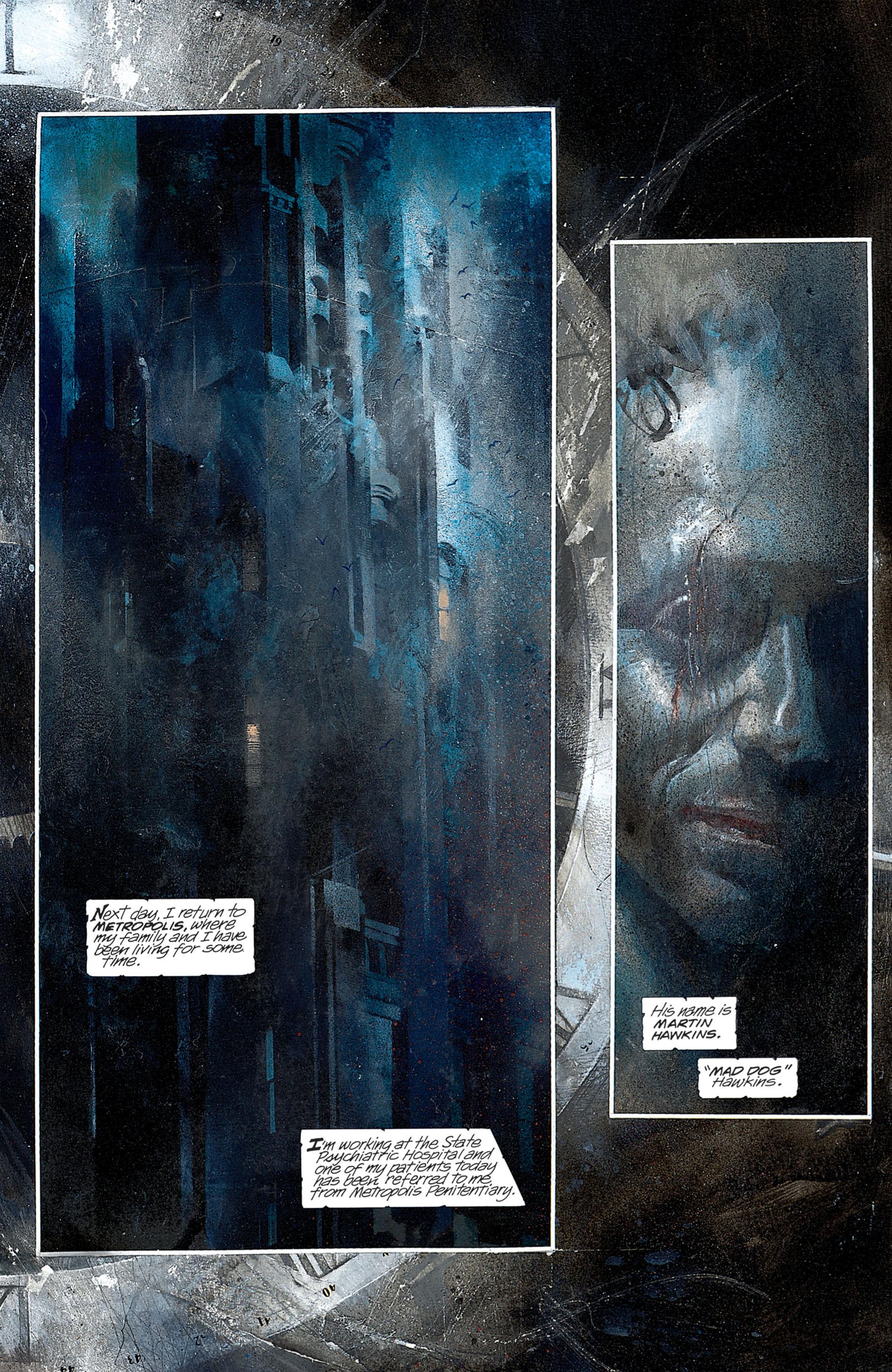 Read online Arkham Asylum comic -  Issue #Arkham Asylum Full - 22