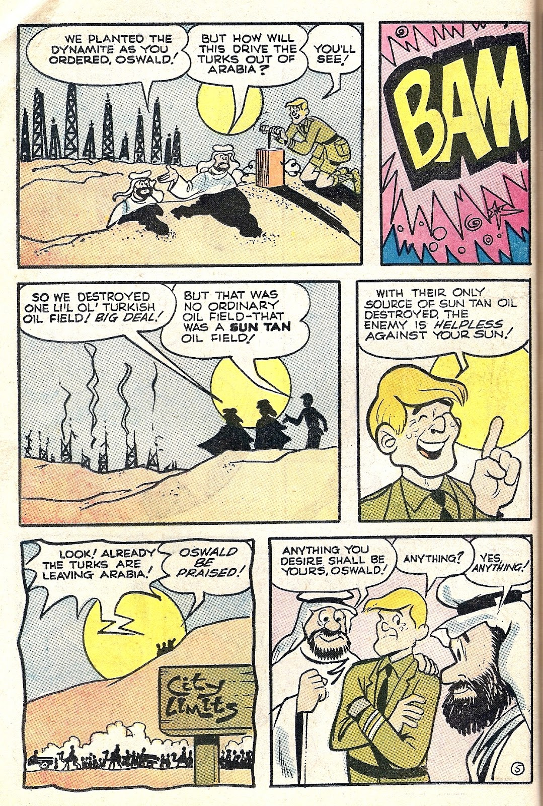 Archie's Madhouse issue Annual 6 - Page 40