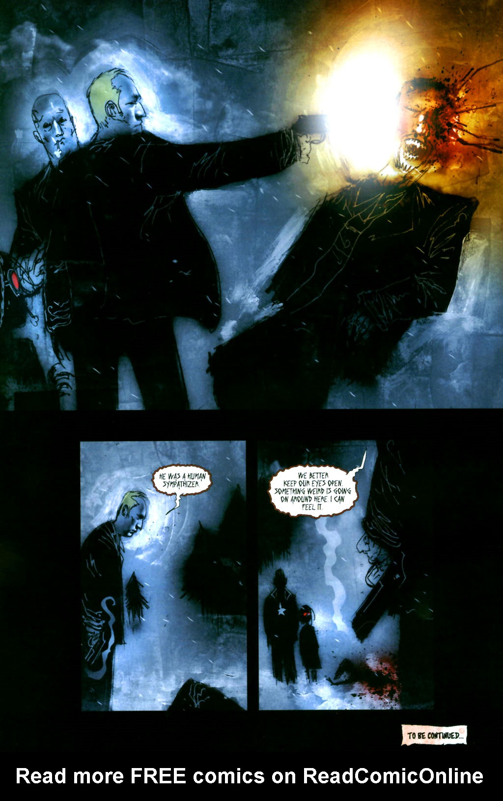 Read online 30 Days of Night: Return to Barrow comic -  Issue #4 - 22