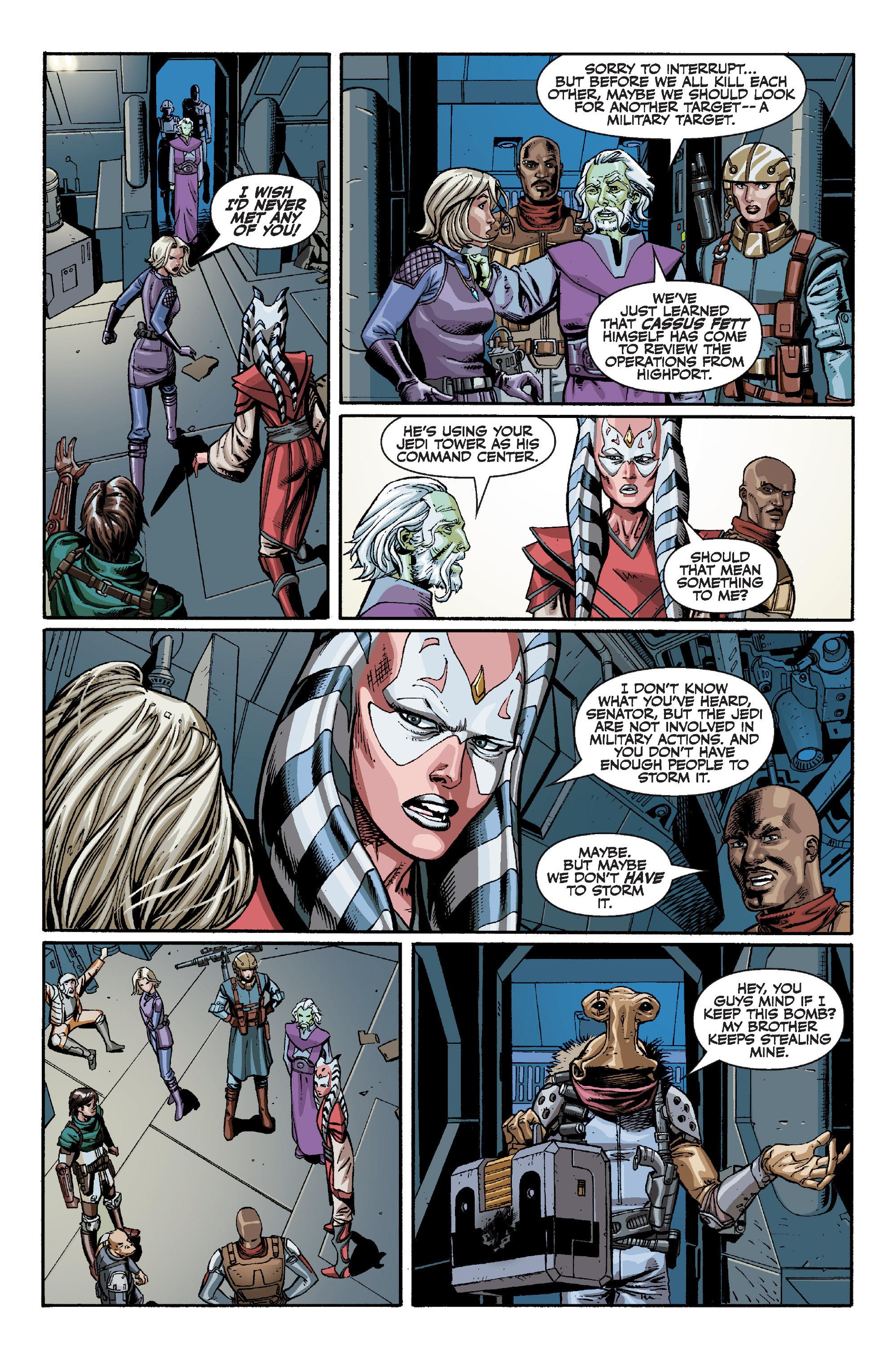 Read online Star Wars Omnibus comic -  Issue # Vol. 32 - 113