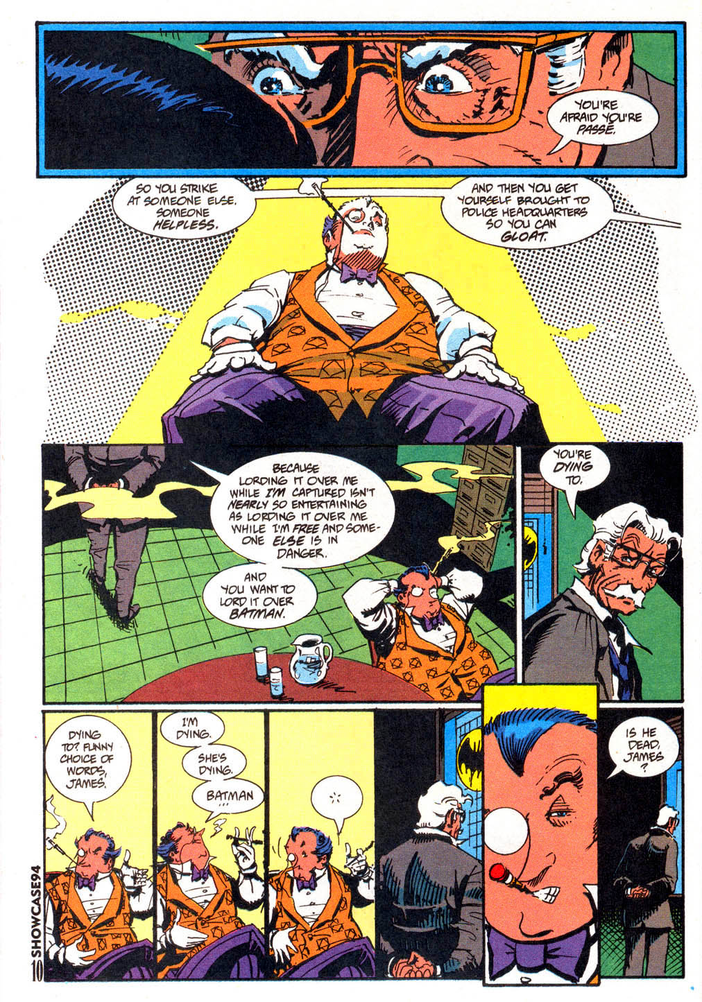 Read online Showcase '94 comic -  Issue #7 - 9