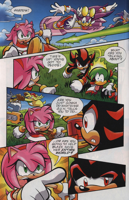 Read online Sonic Universe comic -  Issue #24 - 8