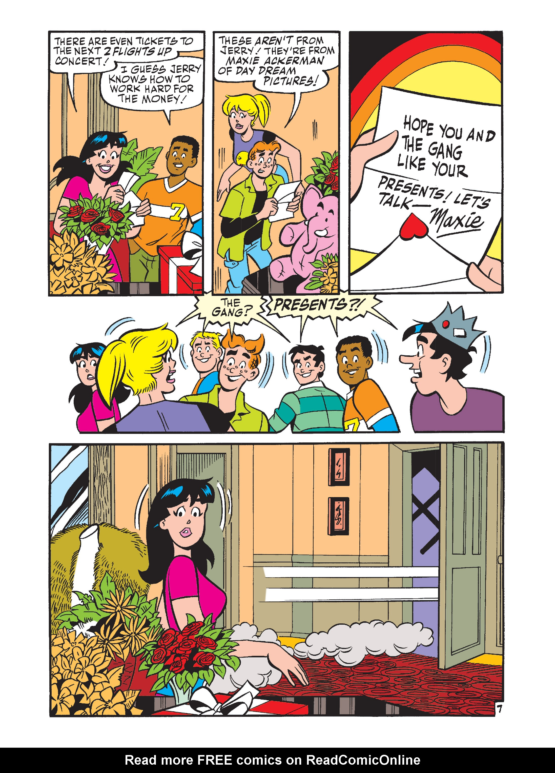 Read online Archie's Funhouse Double Digest comic -  Issue #7 - 42