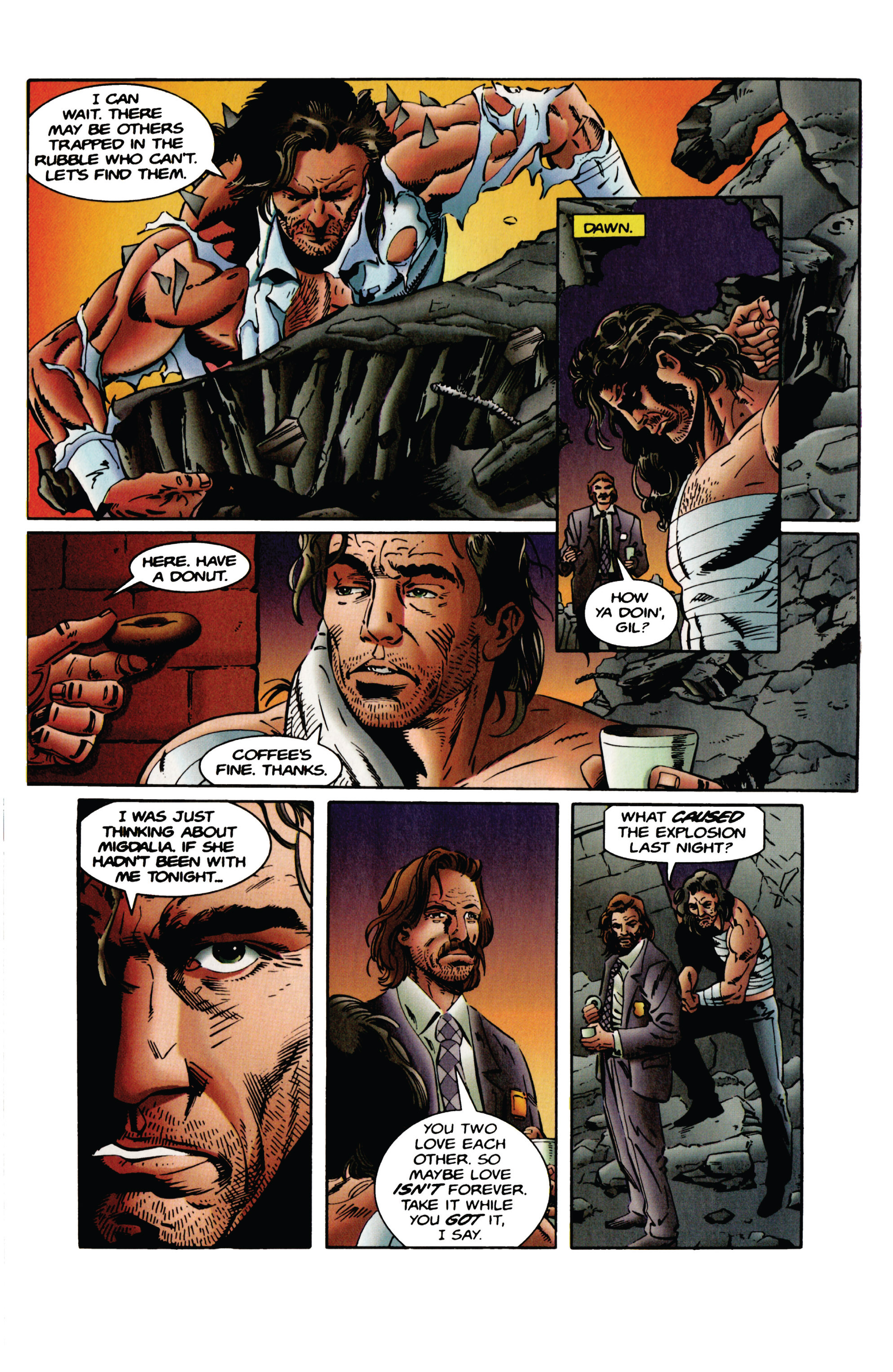 Read online Eternal Warrior (1992) comic -  Issue #43 - 8
