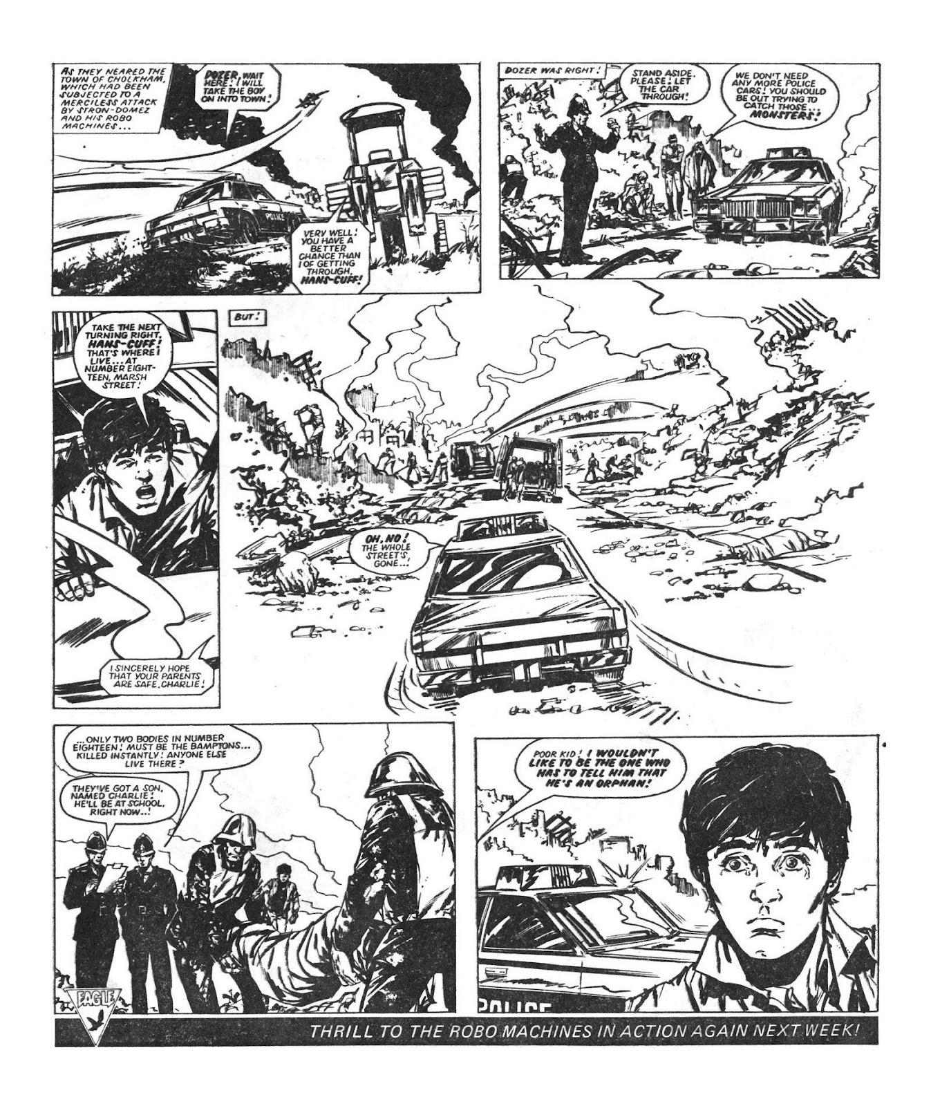 Read online Robo Machines comic -  Issue # TPB - 32