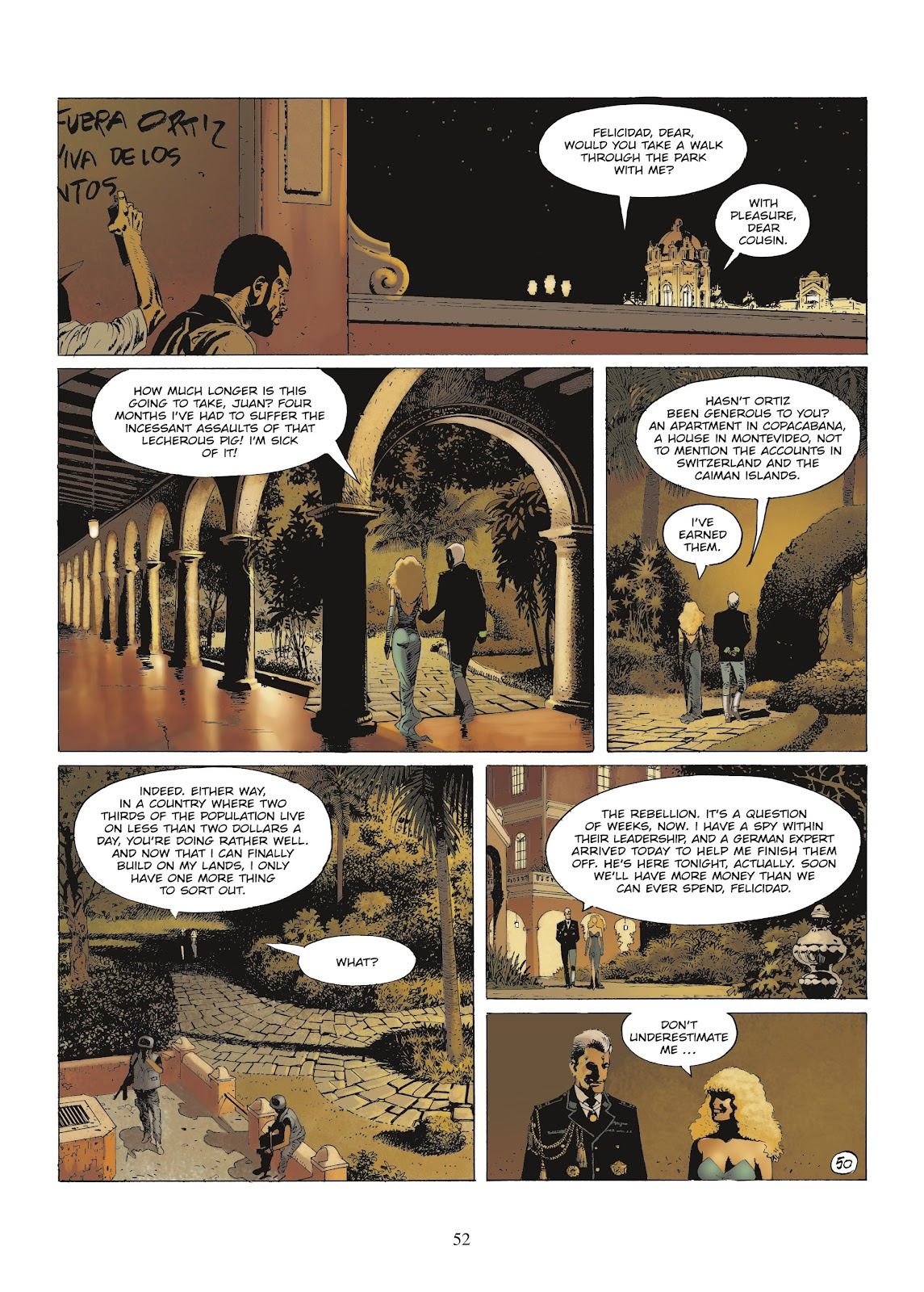 XIII Mystery issue 9 - Page 54