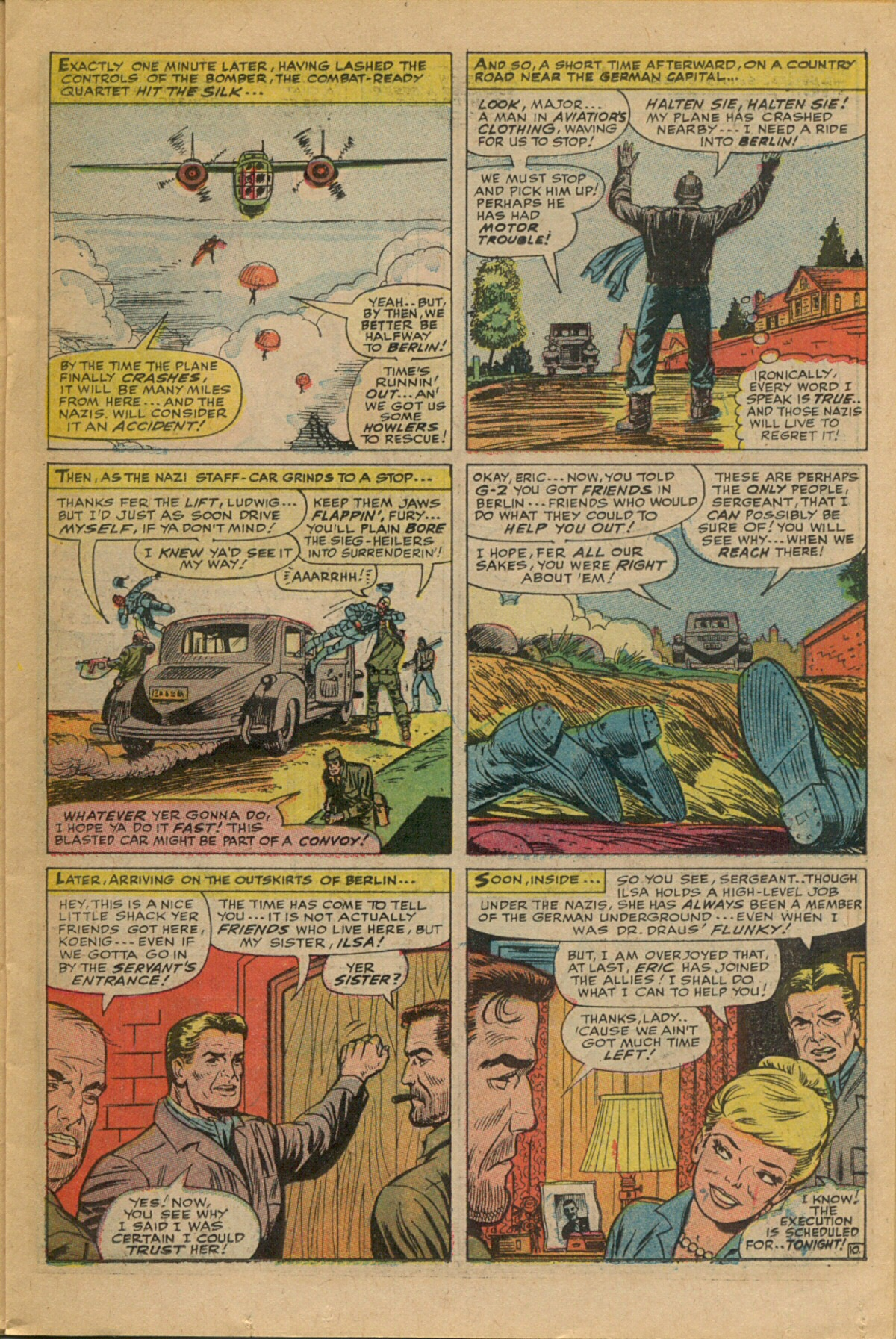 Read online Sgt. Fury comic -  Issue #35 - 15