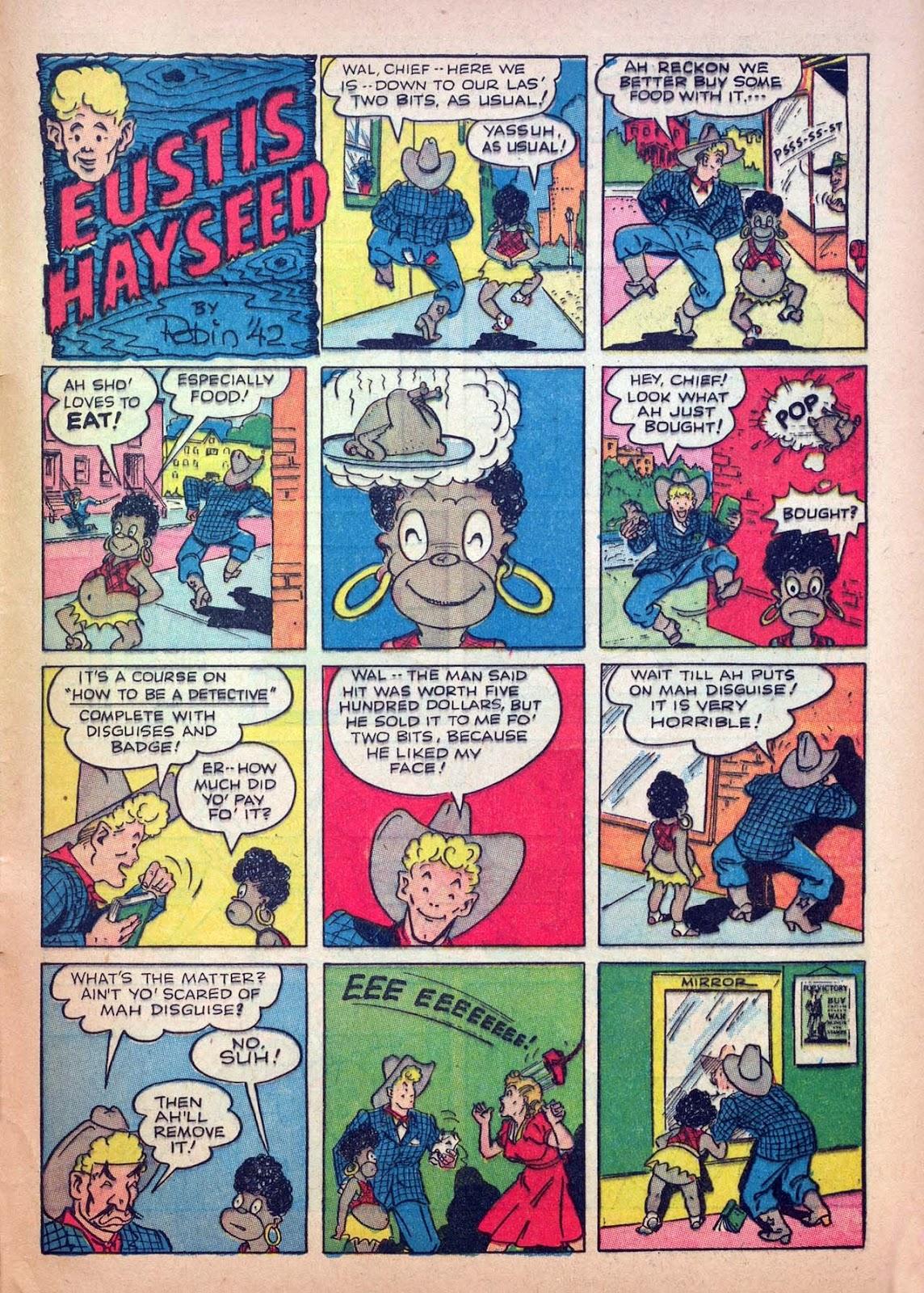 Read online Joker Comics comic -  Issue #4 - 57