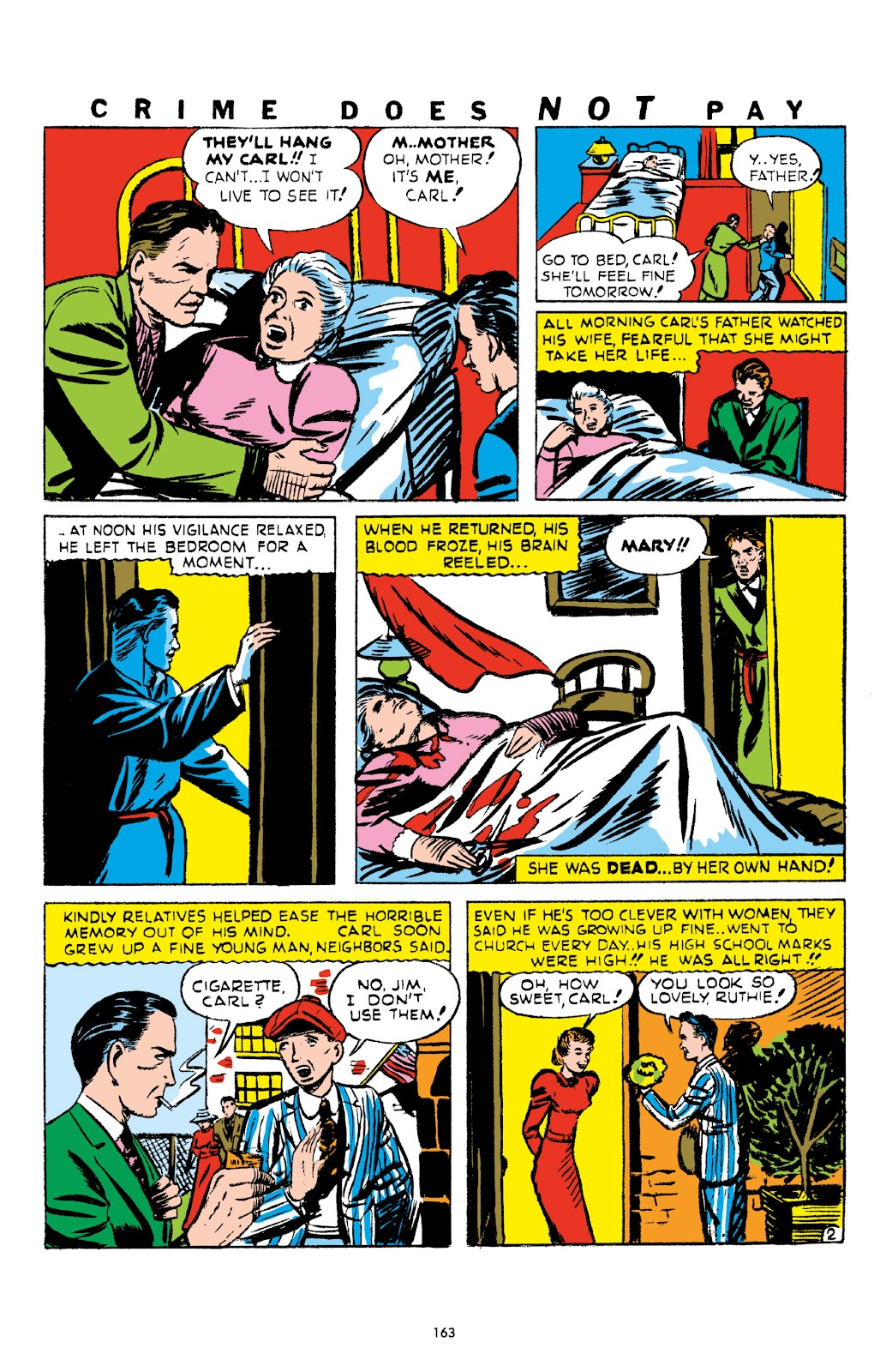 Read online Crime Does Not Pay Archives comic -  Issue # TPB 1 (Part 2) - 66