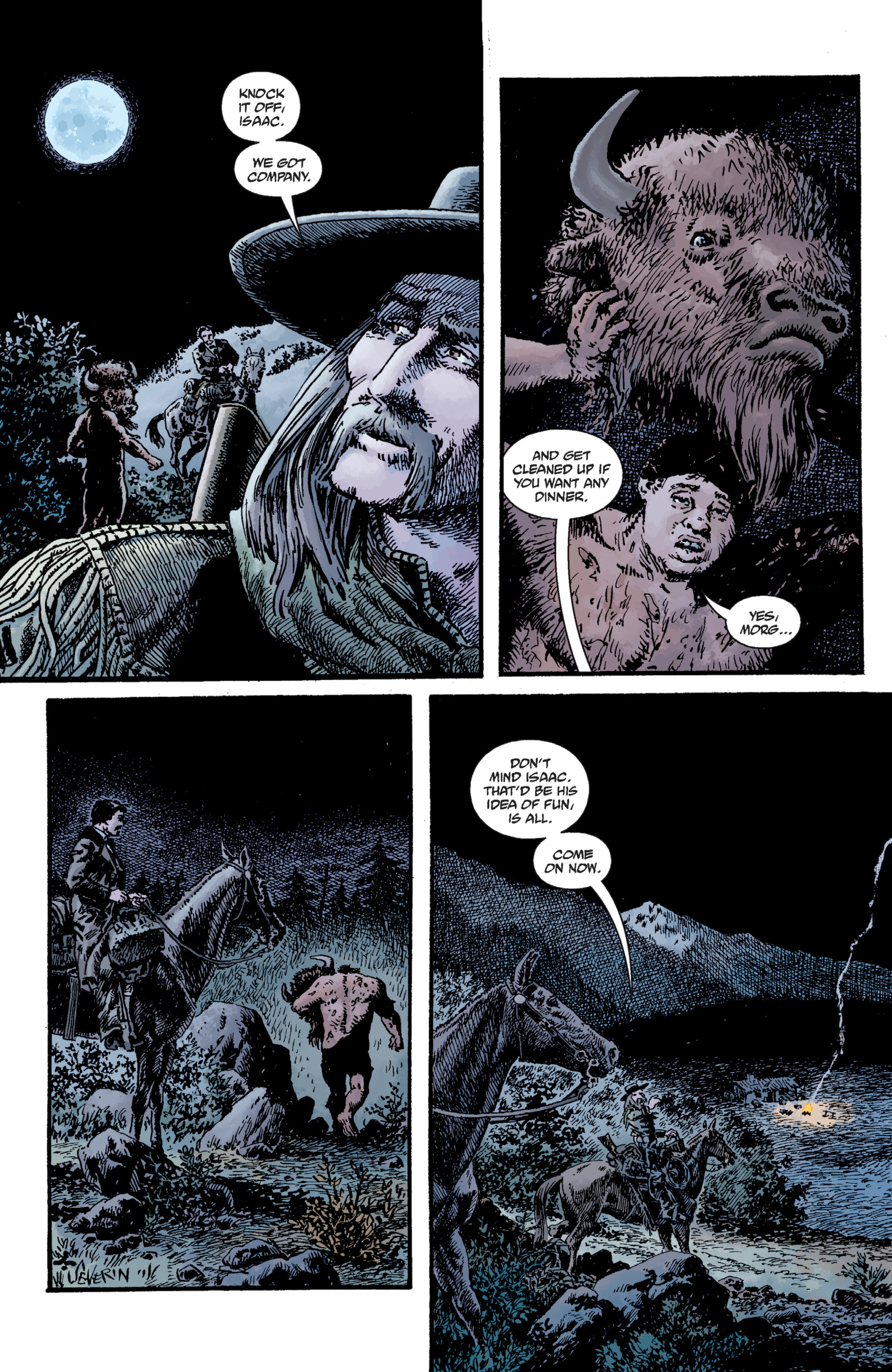 Read online Sir Edward Grey, Witchfinder: Lost and Gone Forever comic -  Issue # TPB - 31