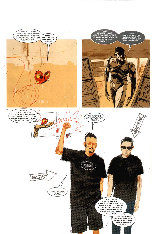 Read online Automatic Kafka comic -  Issue #9 - 3