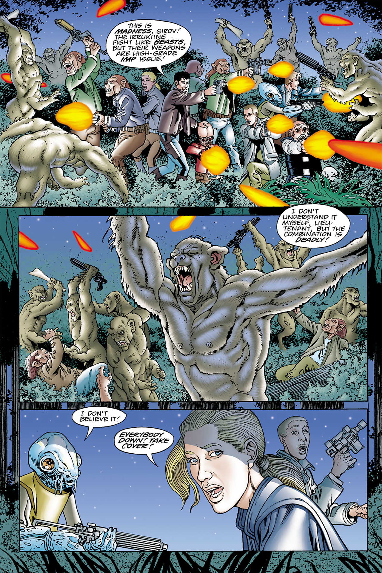Read online Star Wars Omnibus comic -  Issue # Vol. 2 - 232