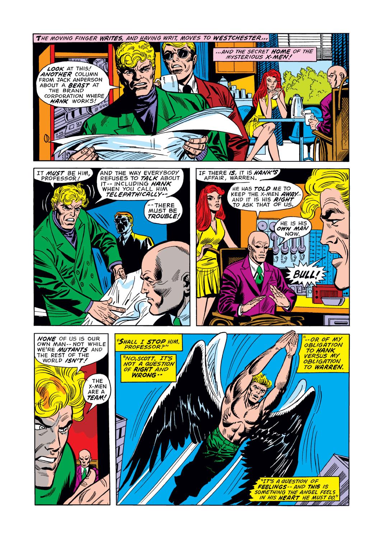 Read online Amazing Adventures (1970) comic -  Issue #15 - 6