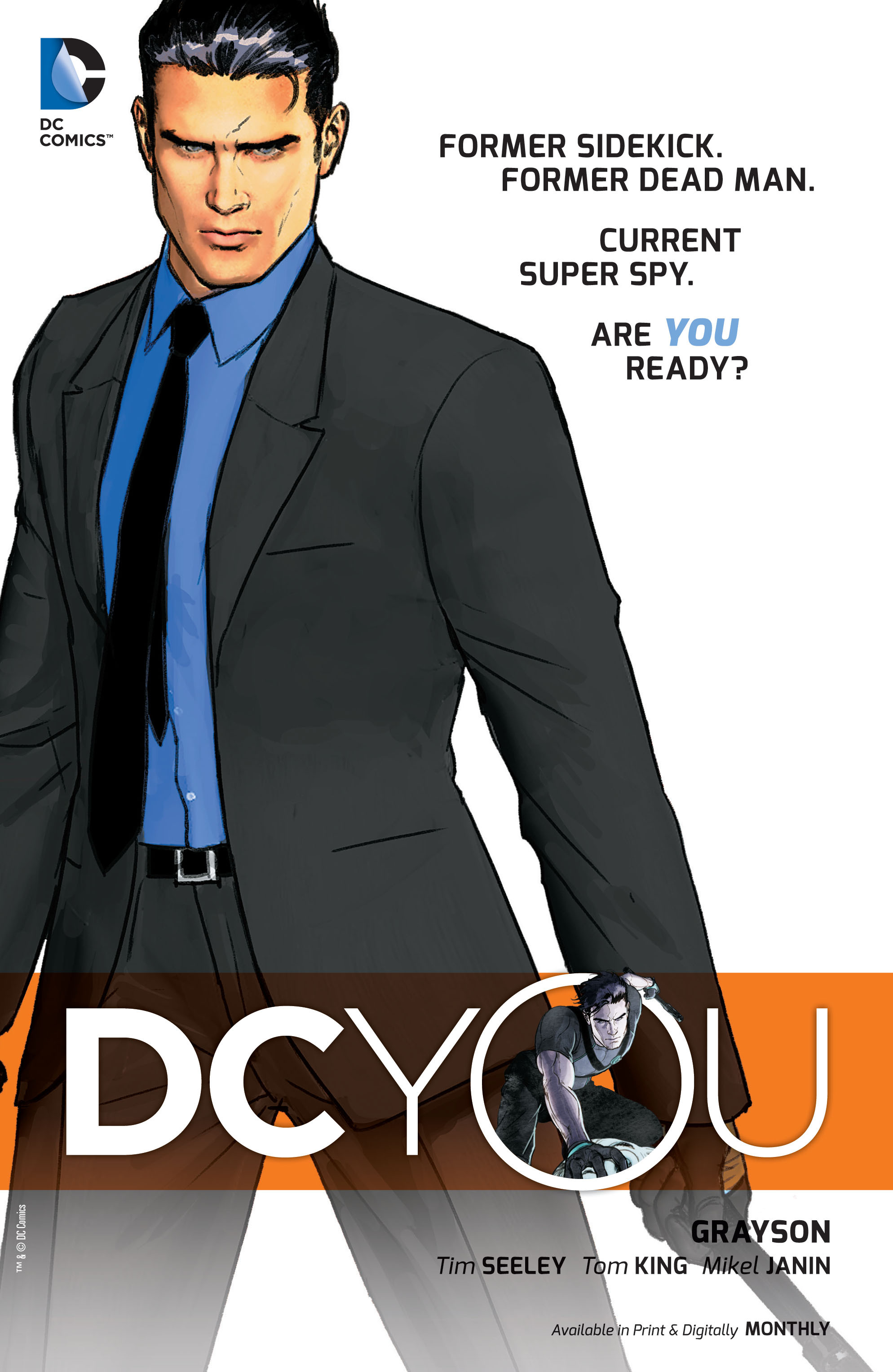 Read online Action Comics (2011) comic -  Issue #43 - 25