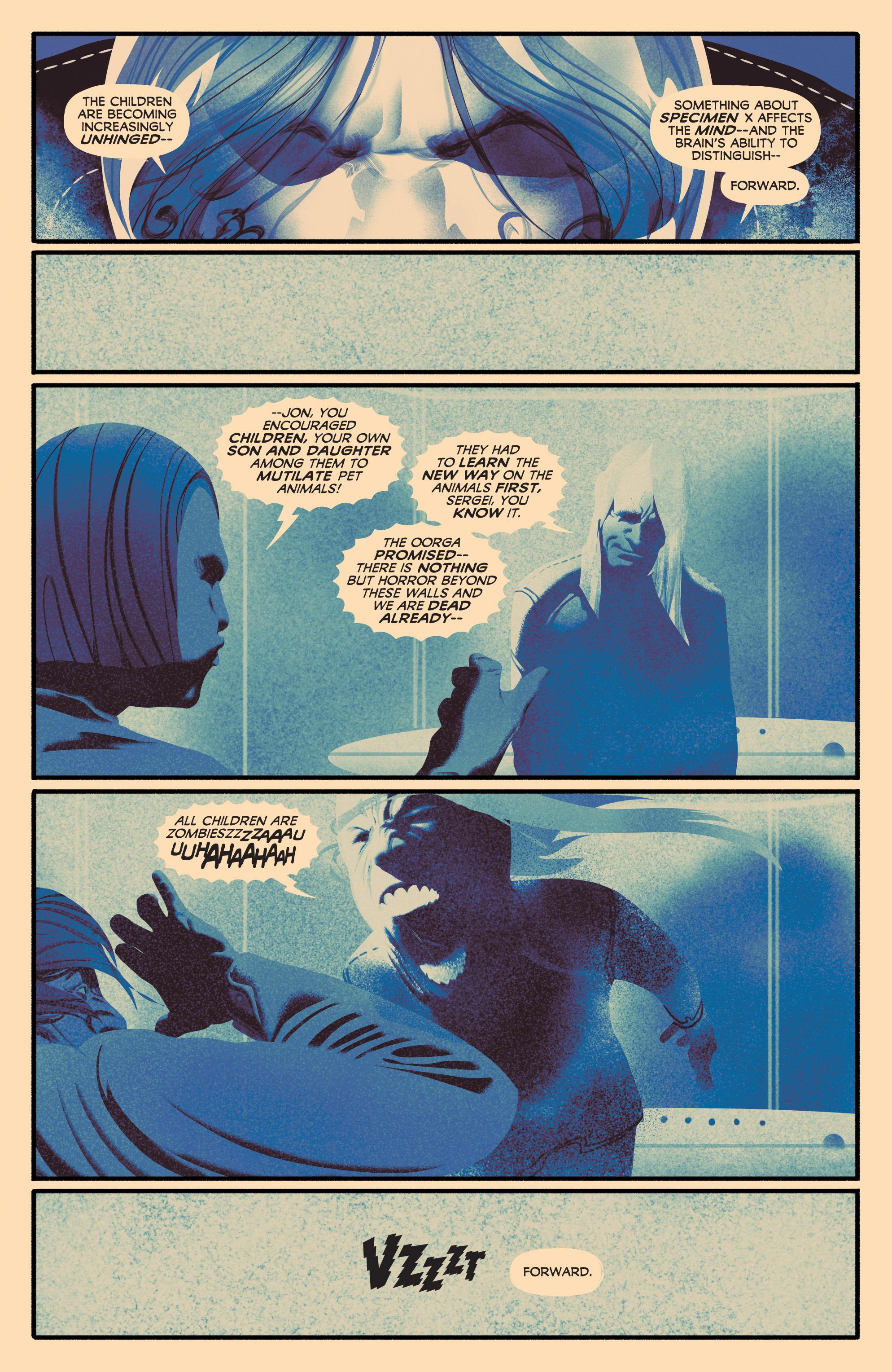 Read online Annihilator comic -  Issue #3 - 16