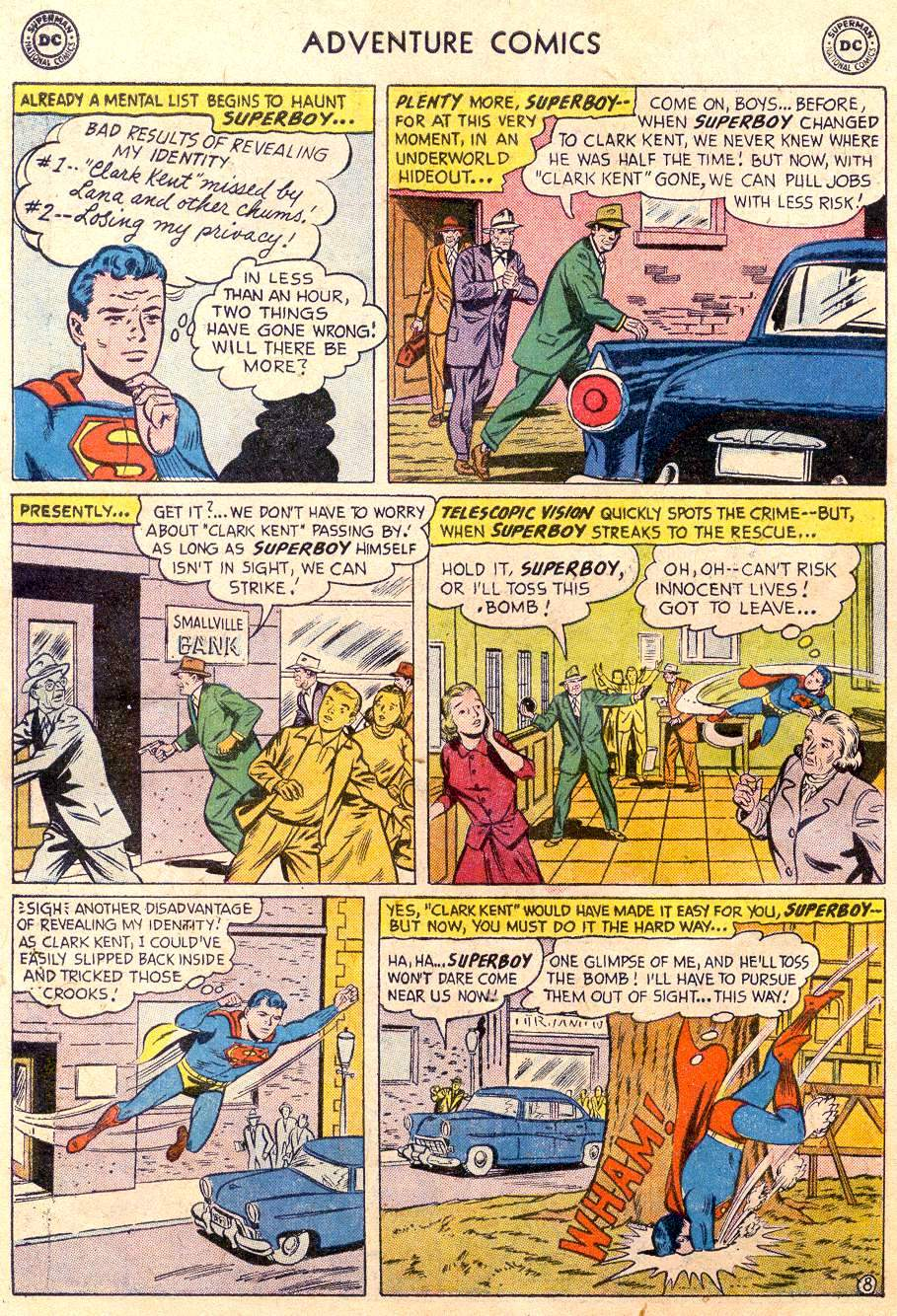 Read online Adventure Comics (1938) comic -  Issue #235 - 10