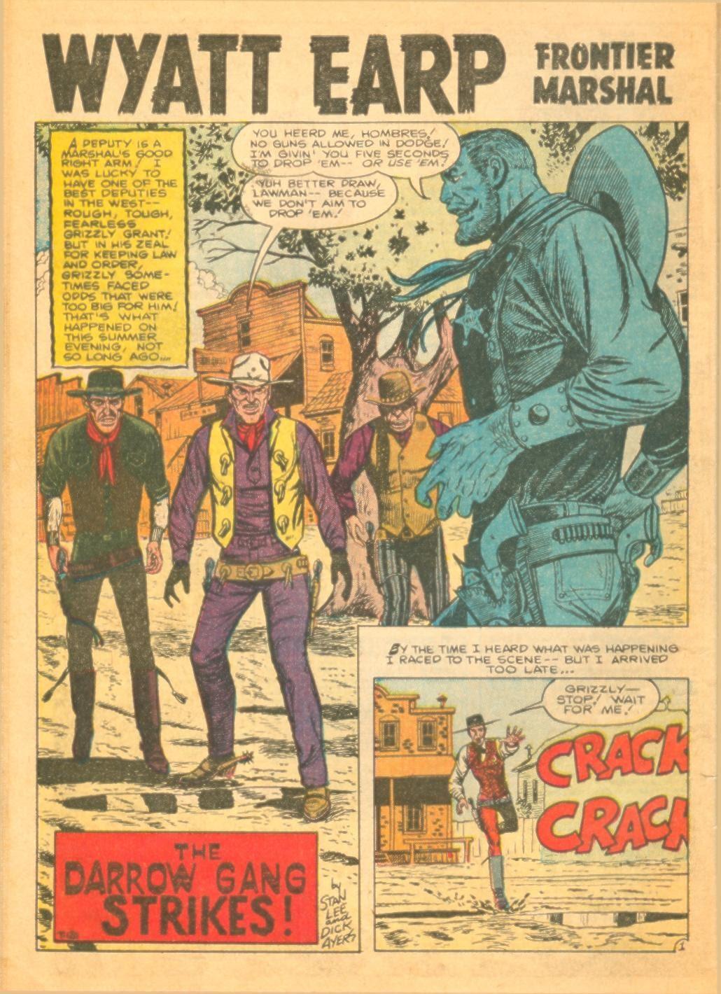 Wyatt Earp issue 21 - Page 28