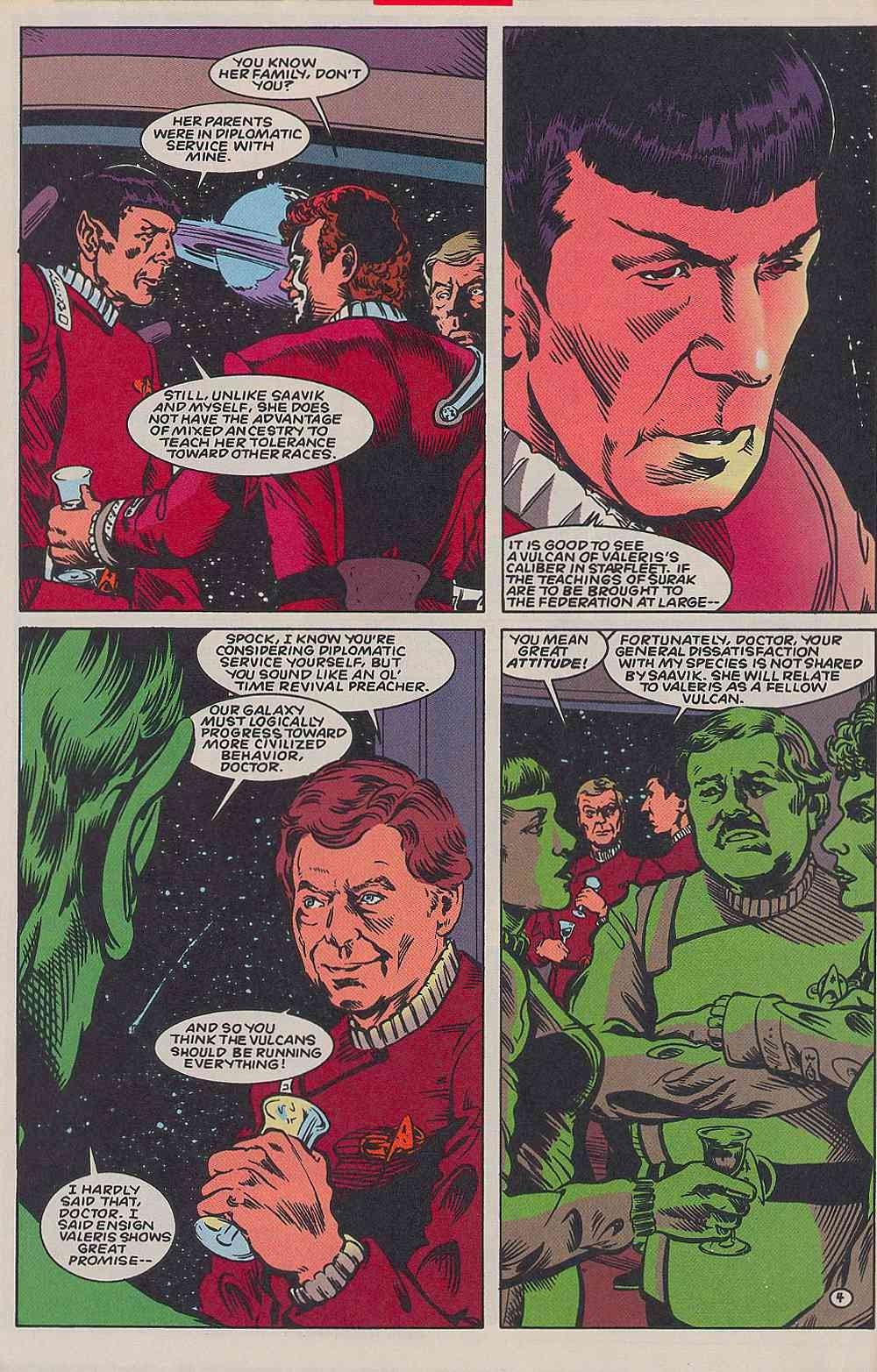 Read online Star Trek (1989) comic -  Issue # _Special 2 - 36