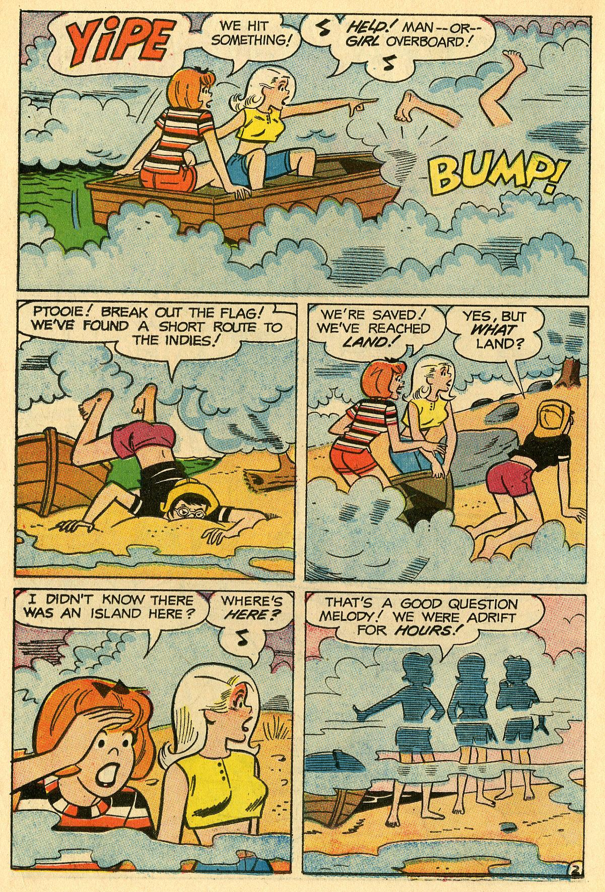 Read online She's Josie comic -  Issue #30 - 14