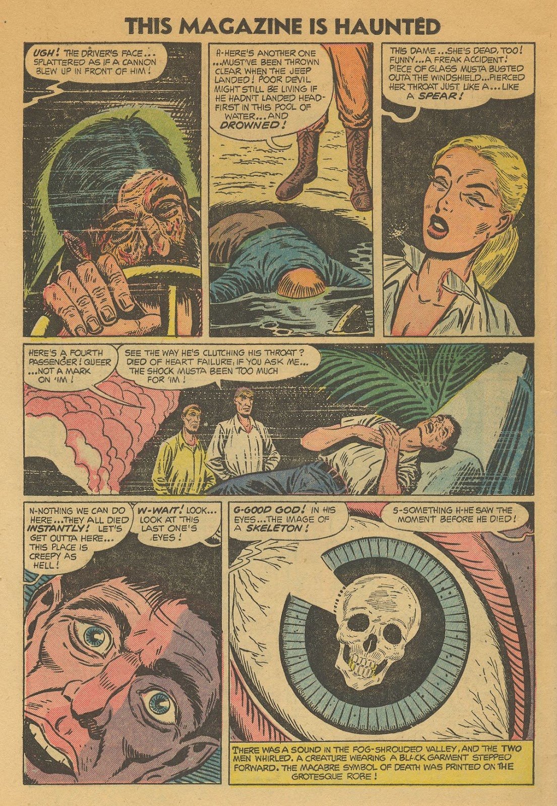 Read online This Magazine Is Haunted comic -  Issue #18 - 32