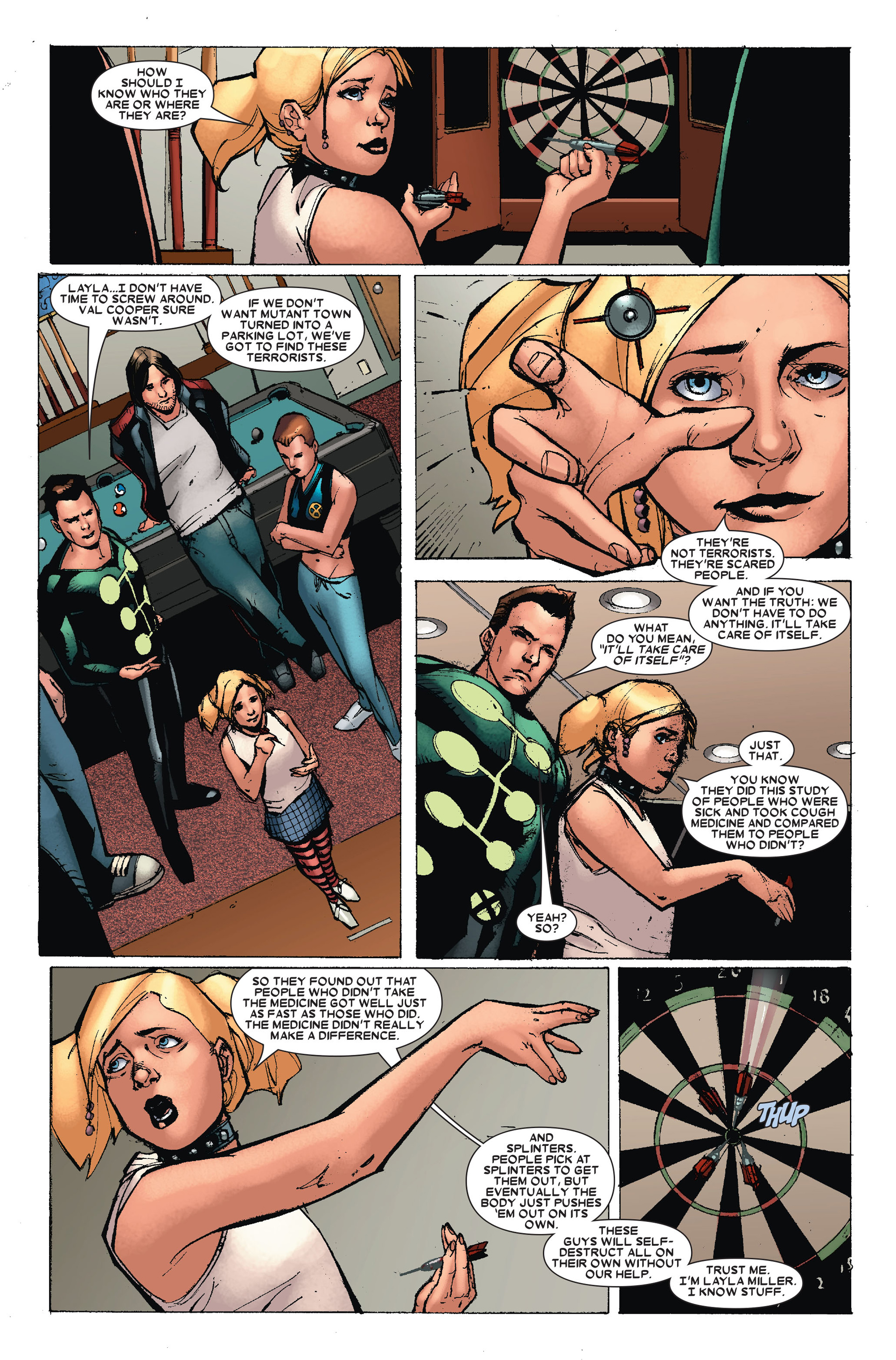 Read online X-Factor (2006) comic -  Issue #18 - 11